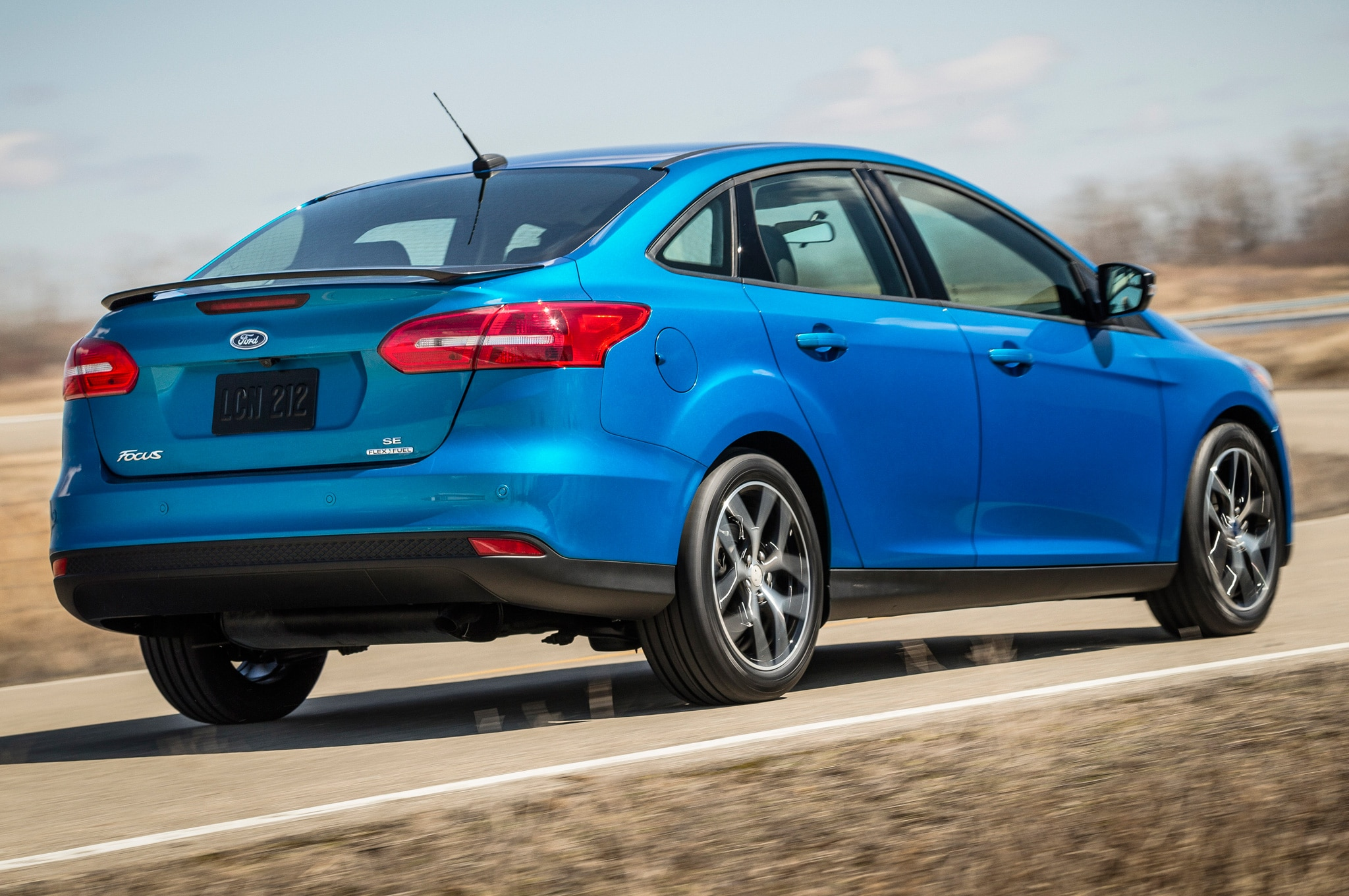 One Week With: 2016 Ford Focus SE Sedan | Automobile Magazine
