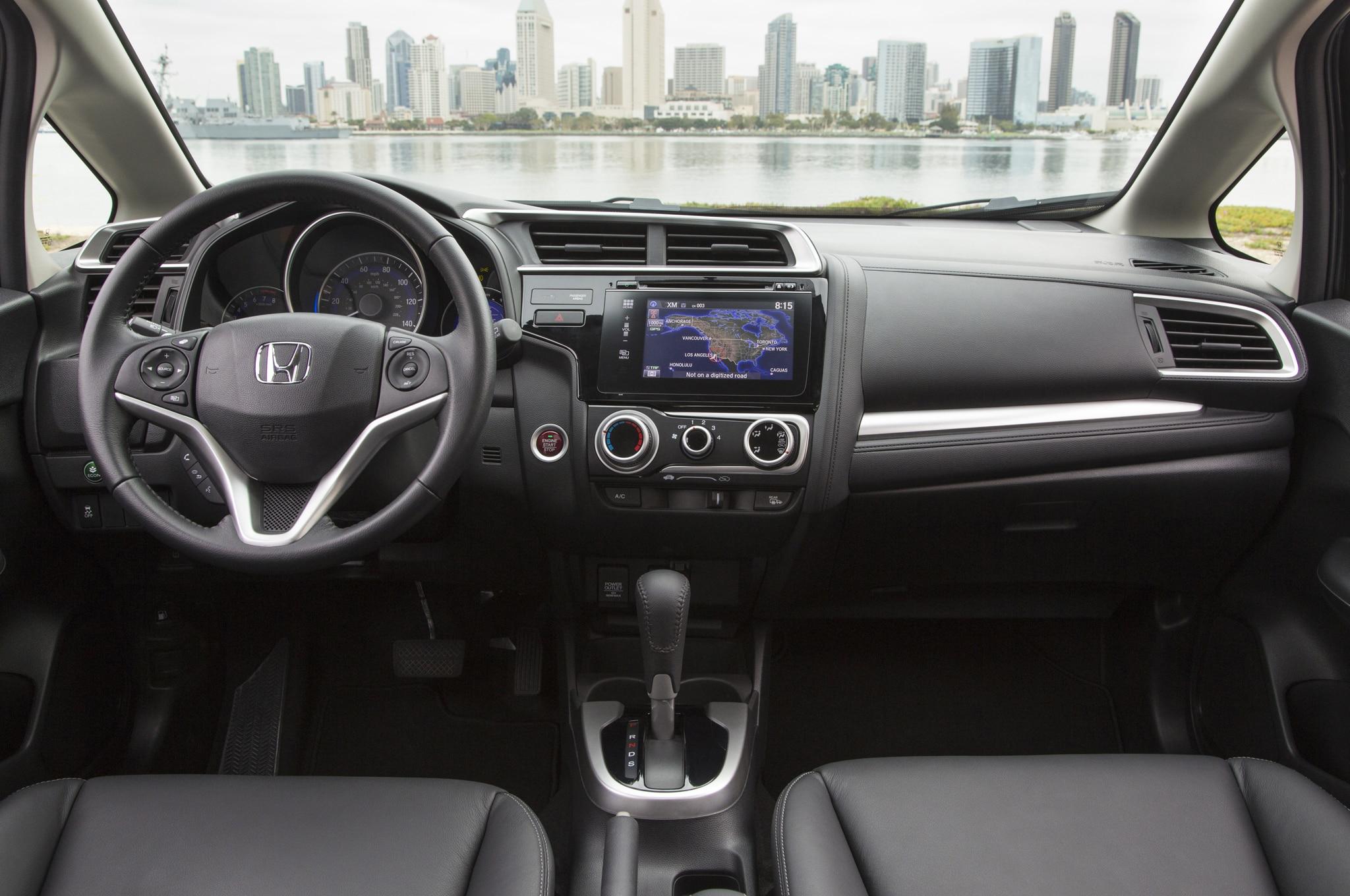 2015 Honda Fit Interior Interior Ideas