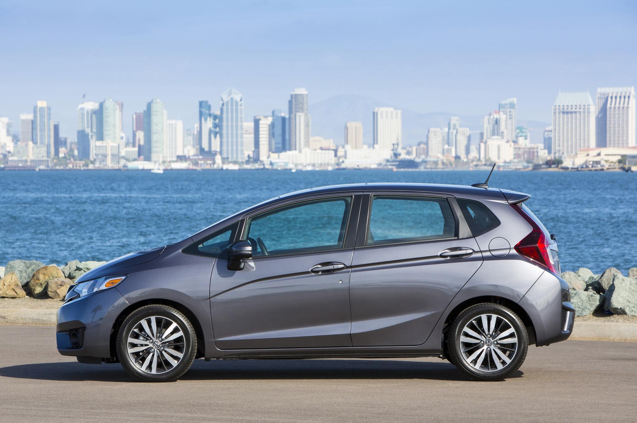 Honda fit review 2015
