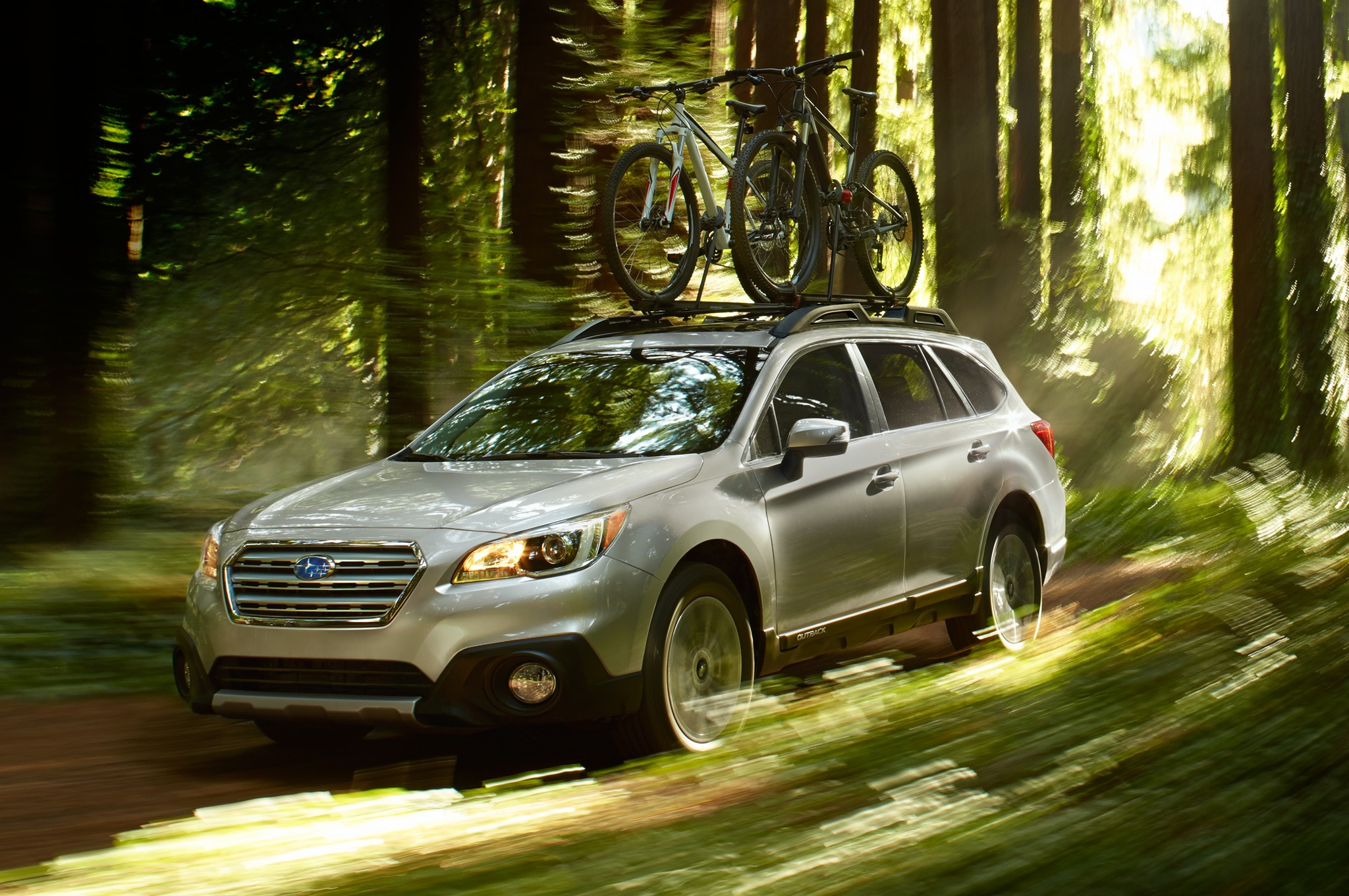 2015 Subaru Outback Unveiled in New York - Automobile Magazine
