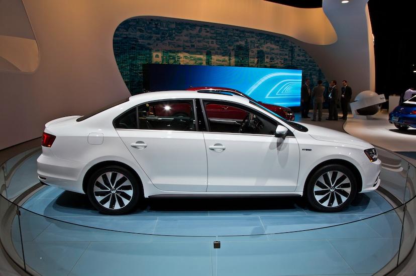 2015 Volkswagen Jetta Debuts At New York Show Automobile