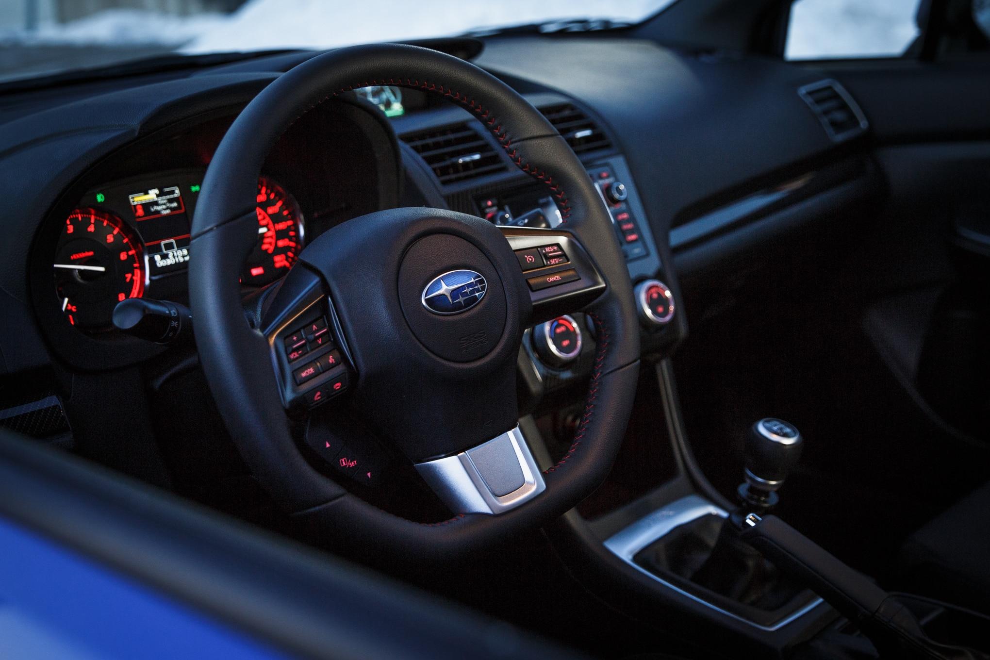 2015 Subaru Wrx Around The Block Automobile Magazine