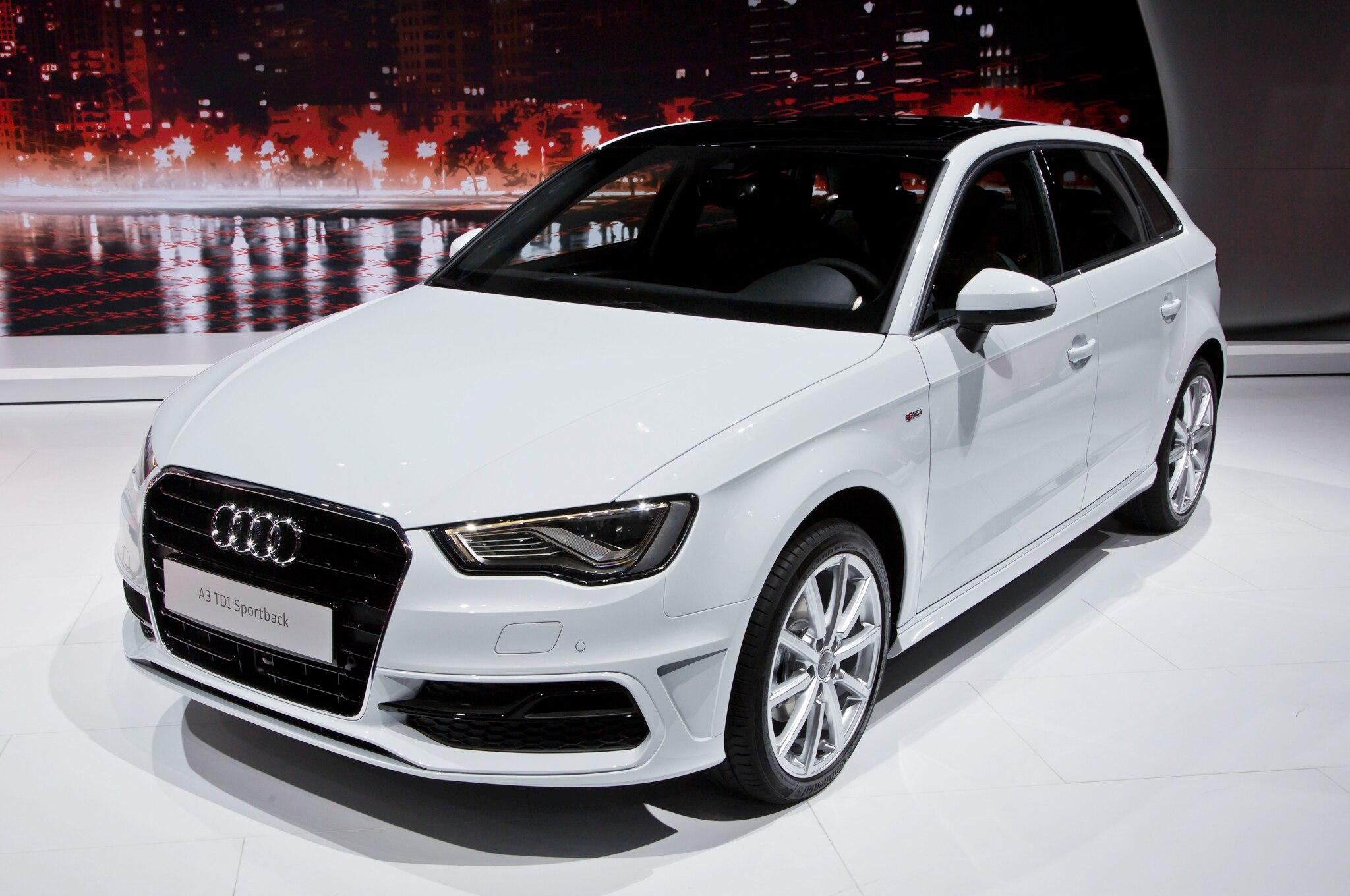 2016 Audi A3 Tdi Hatchback Joins Lineup Automobile Magazine