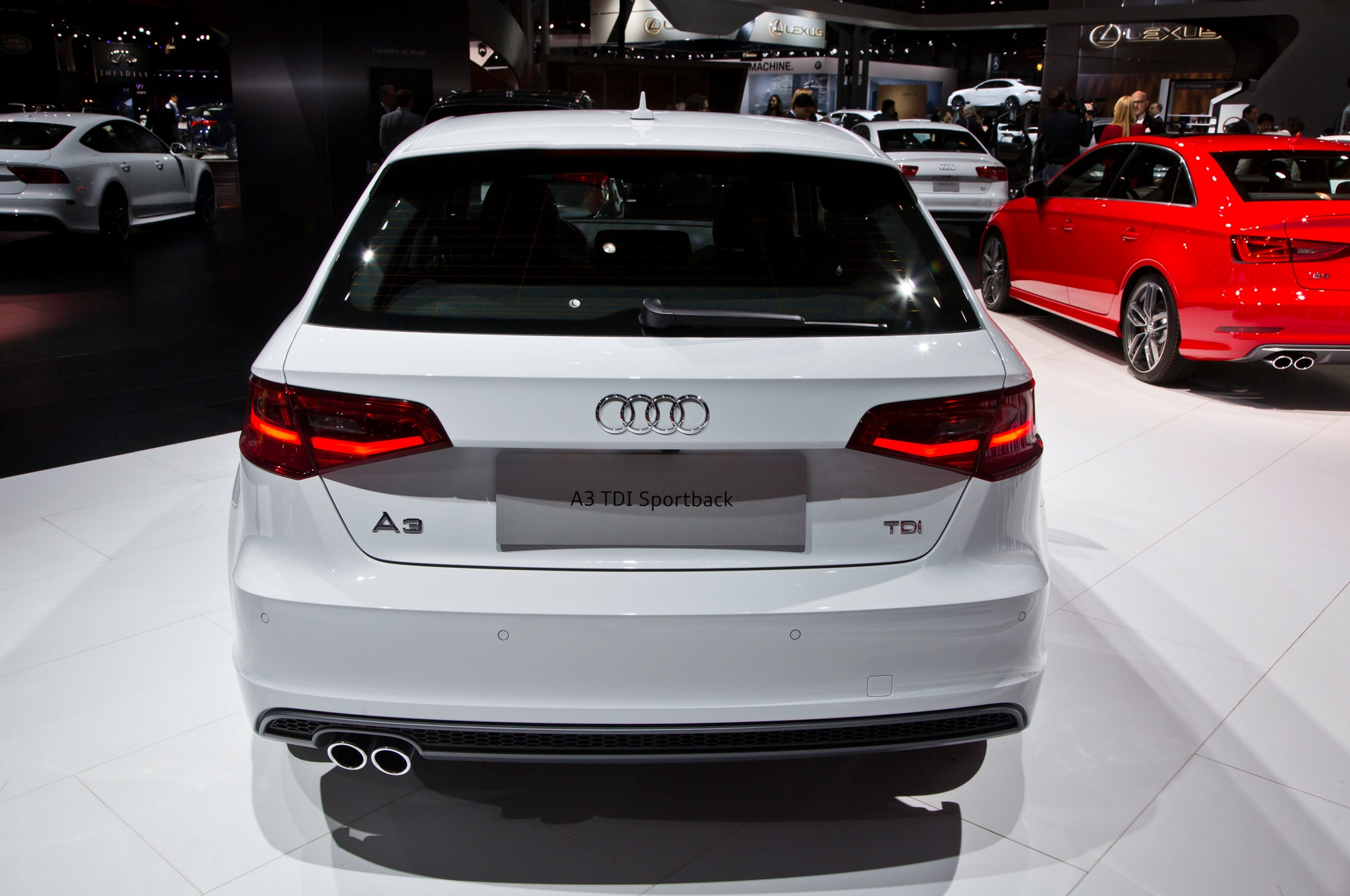 Show More The 2016 Audi A3 Tdi Sportback