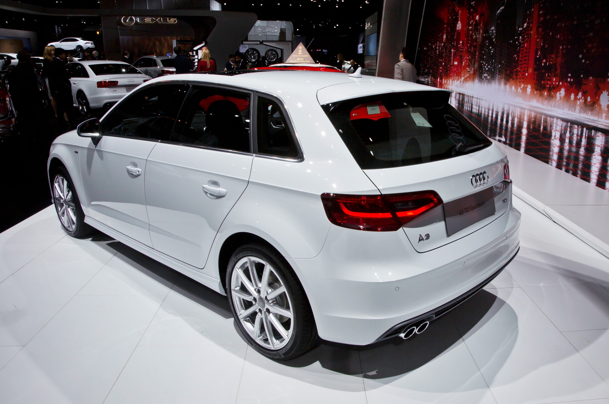2016 Audi A3 TDI Hatchback Joins Lineup
