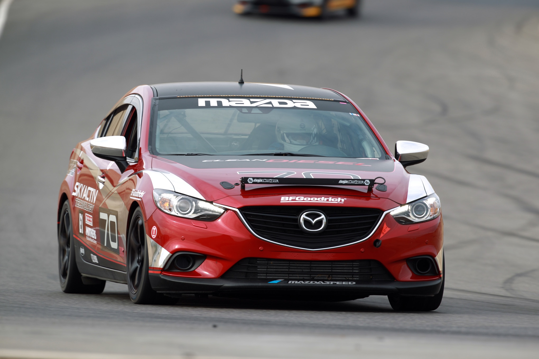 Quietly Racing The Mazda 6 Diesel Automobile Magazine