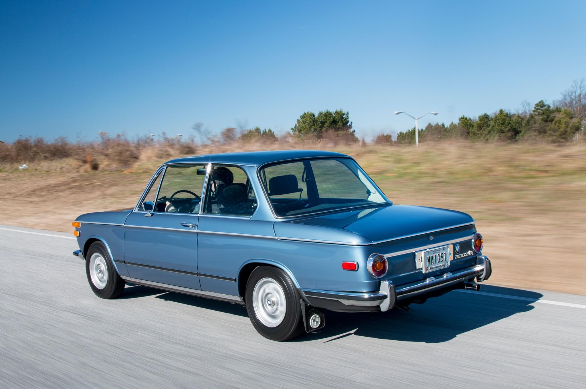Bmw Palm Springs >> Then vs. Now: 1972 BMW 2002tii Vs. 2014 BMW M235i - Automobile