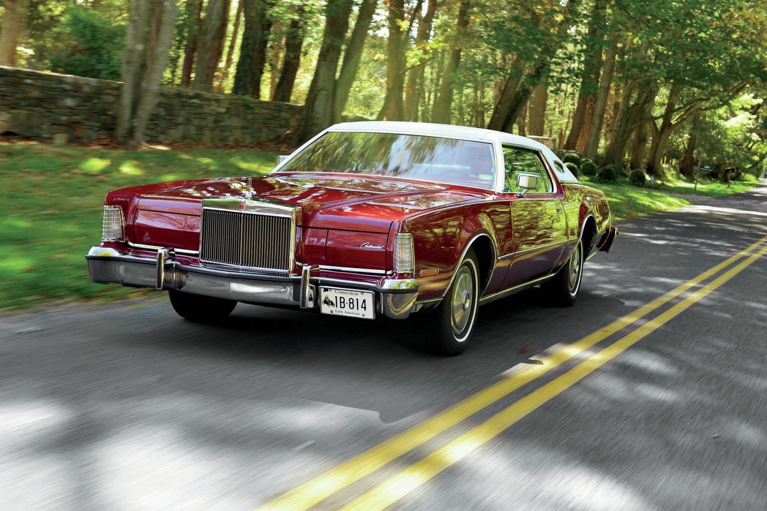 1974 Lincoln Continental Mark IV7