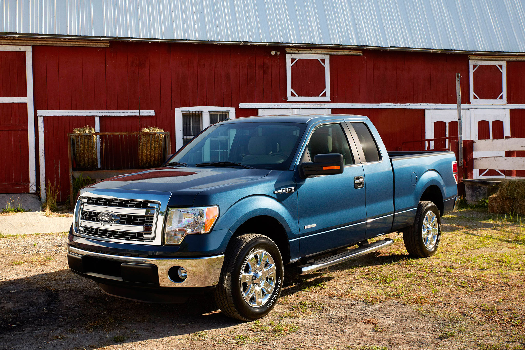 Ford F 150 Ecoboost 4x4 Auto Express