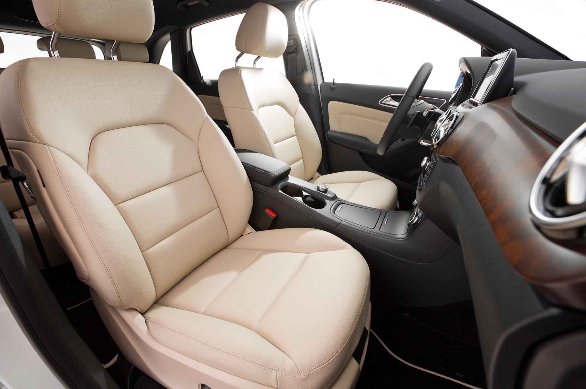 2014 mercedes benz b class electric drive review automobile magazine. Black Bedroom Furniture Sets. Home Design Ideas