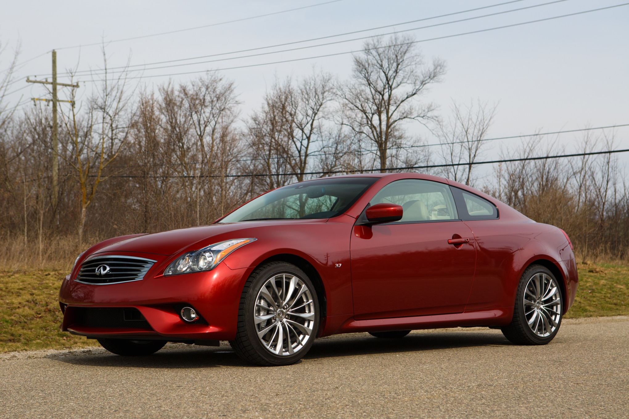New Infiniti G35 Coupe >> 2014 Infiniti Q60 Coupe: Around the Block