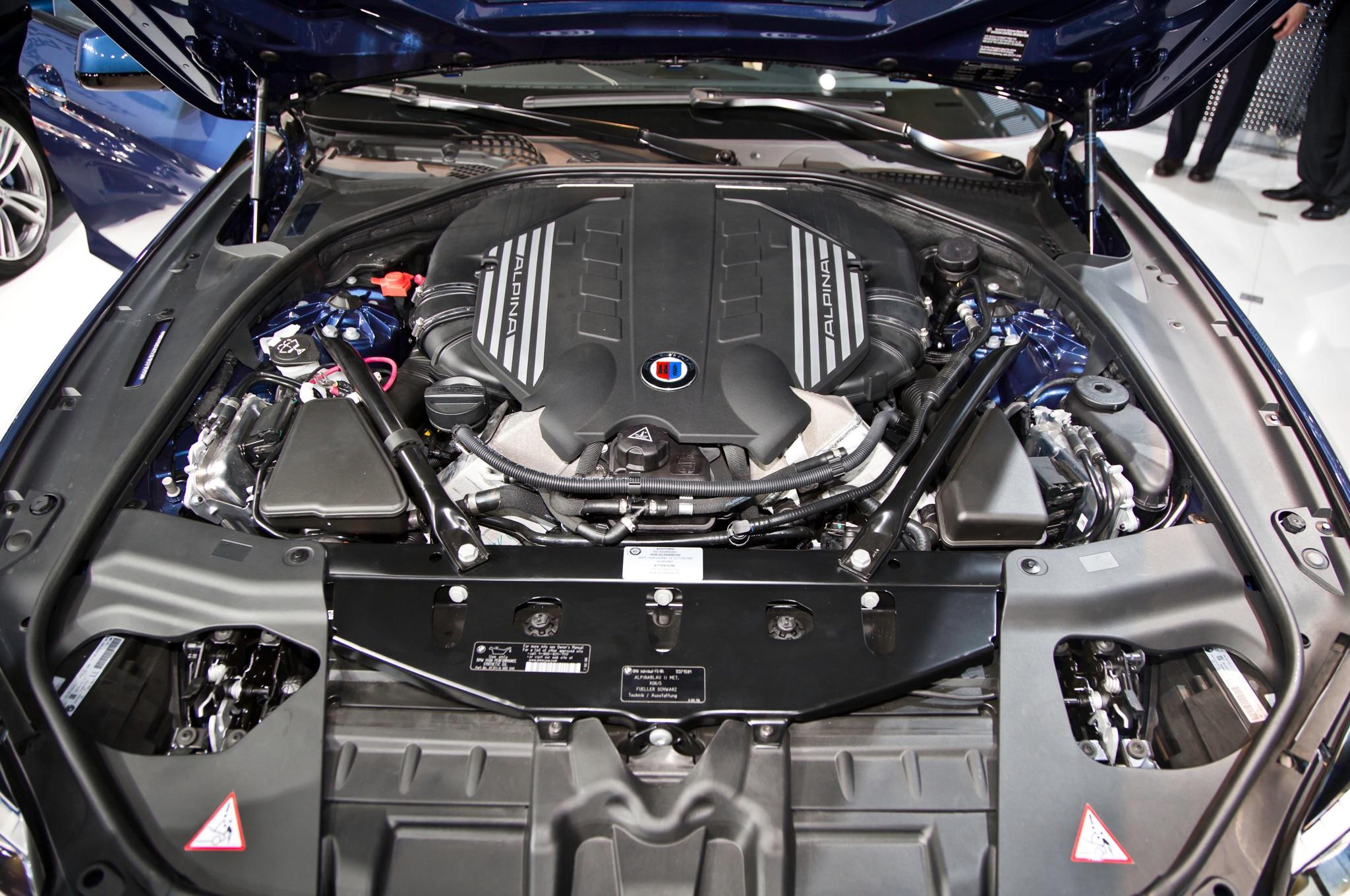 BMW Alpina B XDrive Gran Coupe Review Automobile Magazine - Bmw alpina b6
