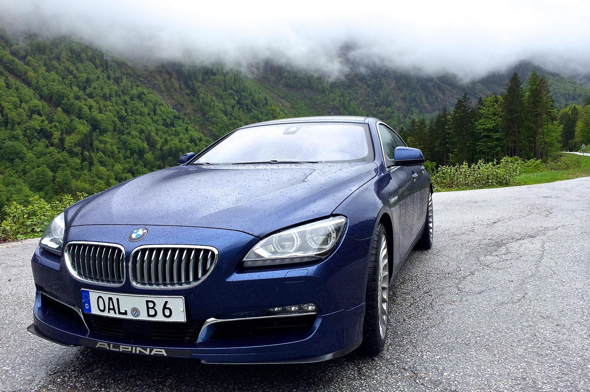 BMW Alpina B XDrive Gran Coupe Review Automobile Magazine - Alpina b6 xdrive gran coupe