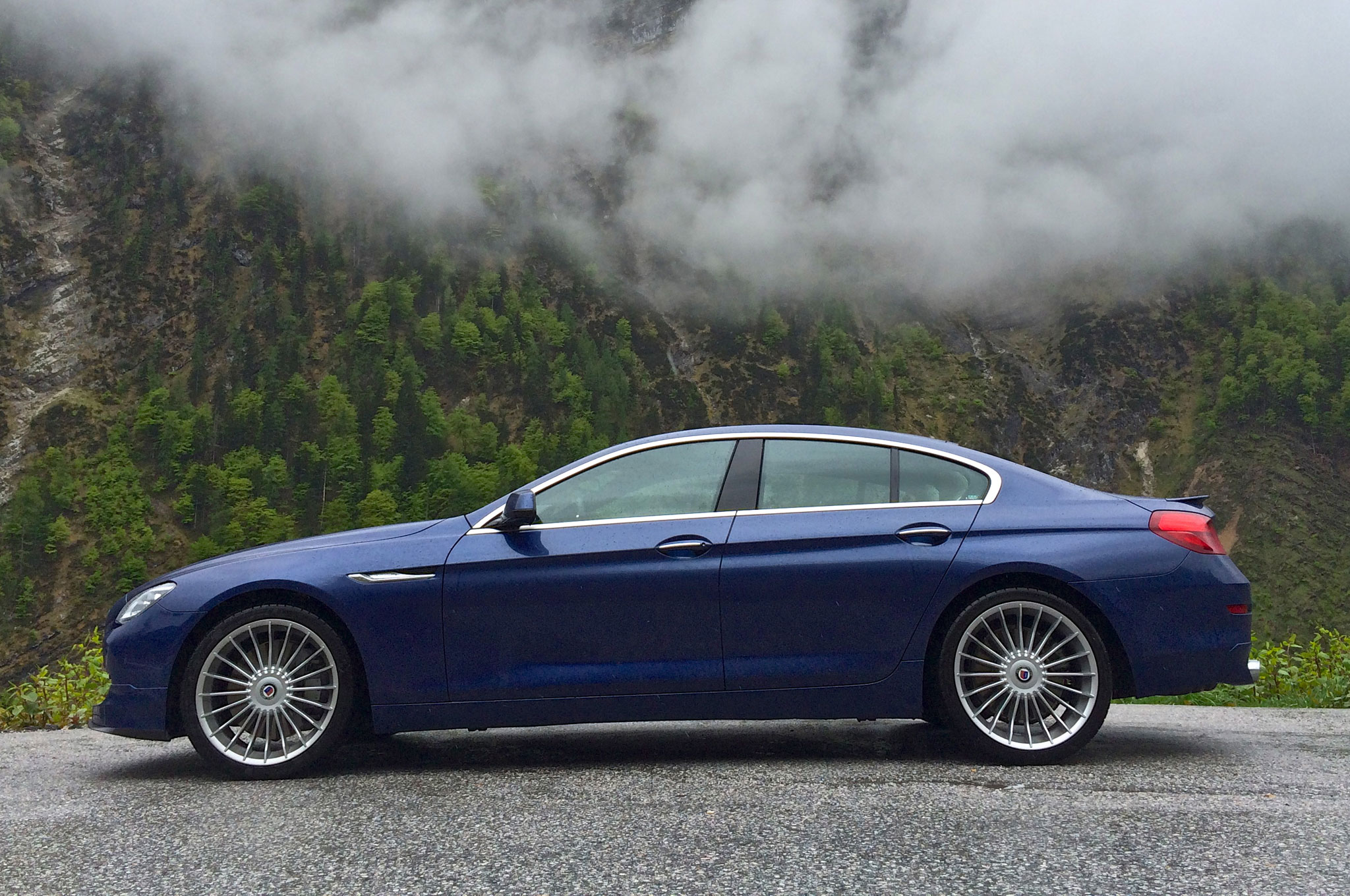 Bmw Alpina B6 >> 2015 BMW Alpina B6 xDrive Gran Coupe Review - Automobile Magazine