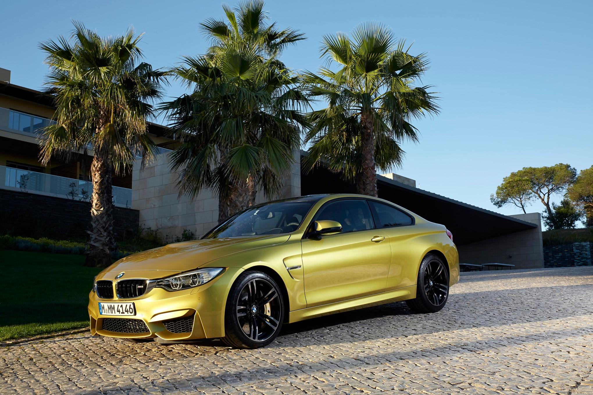 2015 BMW M3, M4 Review - Automobile Magazine