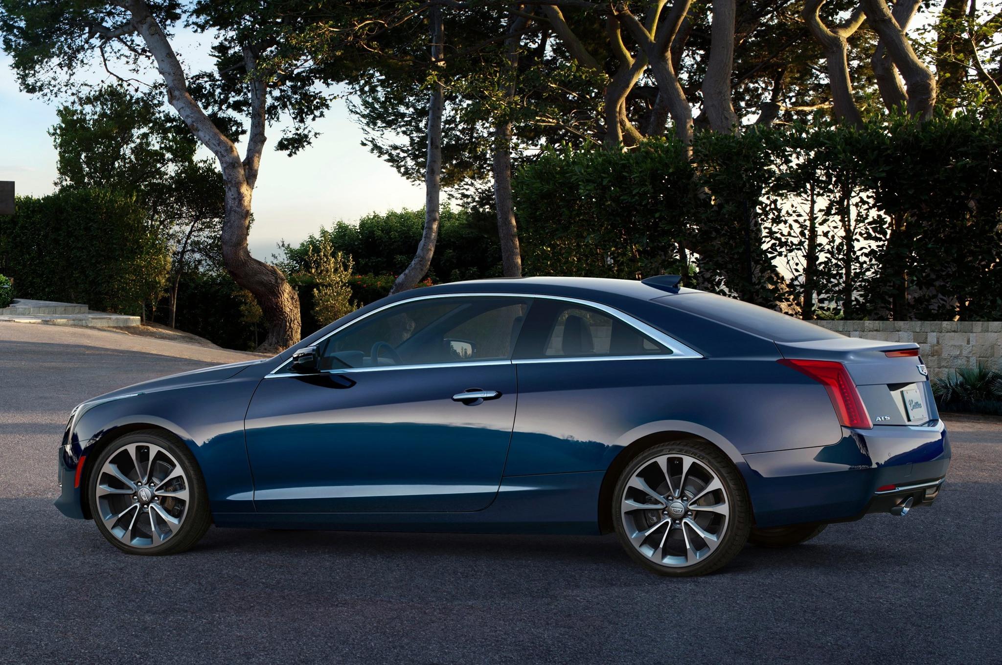 2015 Cadillac ATS Coupe Priced at $38,990