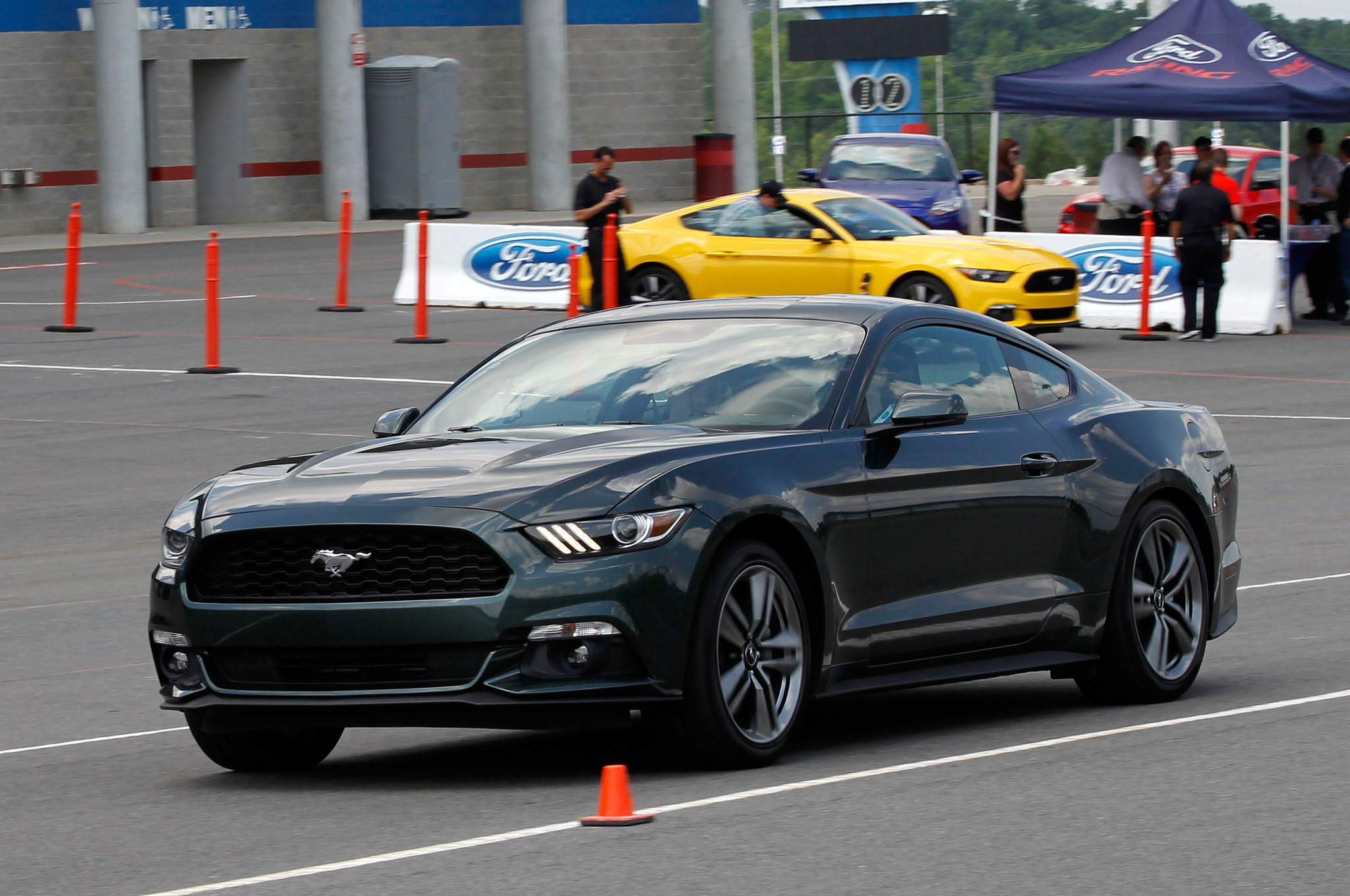 2017 Ford Mustang 2 3 Ecoboost Performance Package