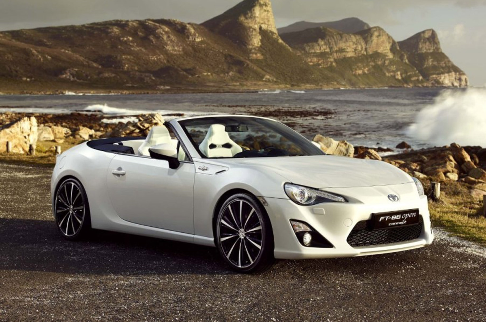 Toyota Ft 86 >> Report: Scion FR-S Convertible Due This Fall, Sedan In 2016