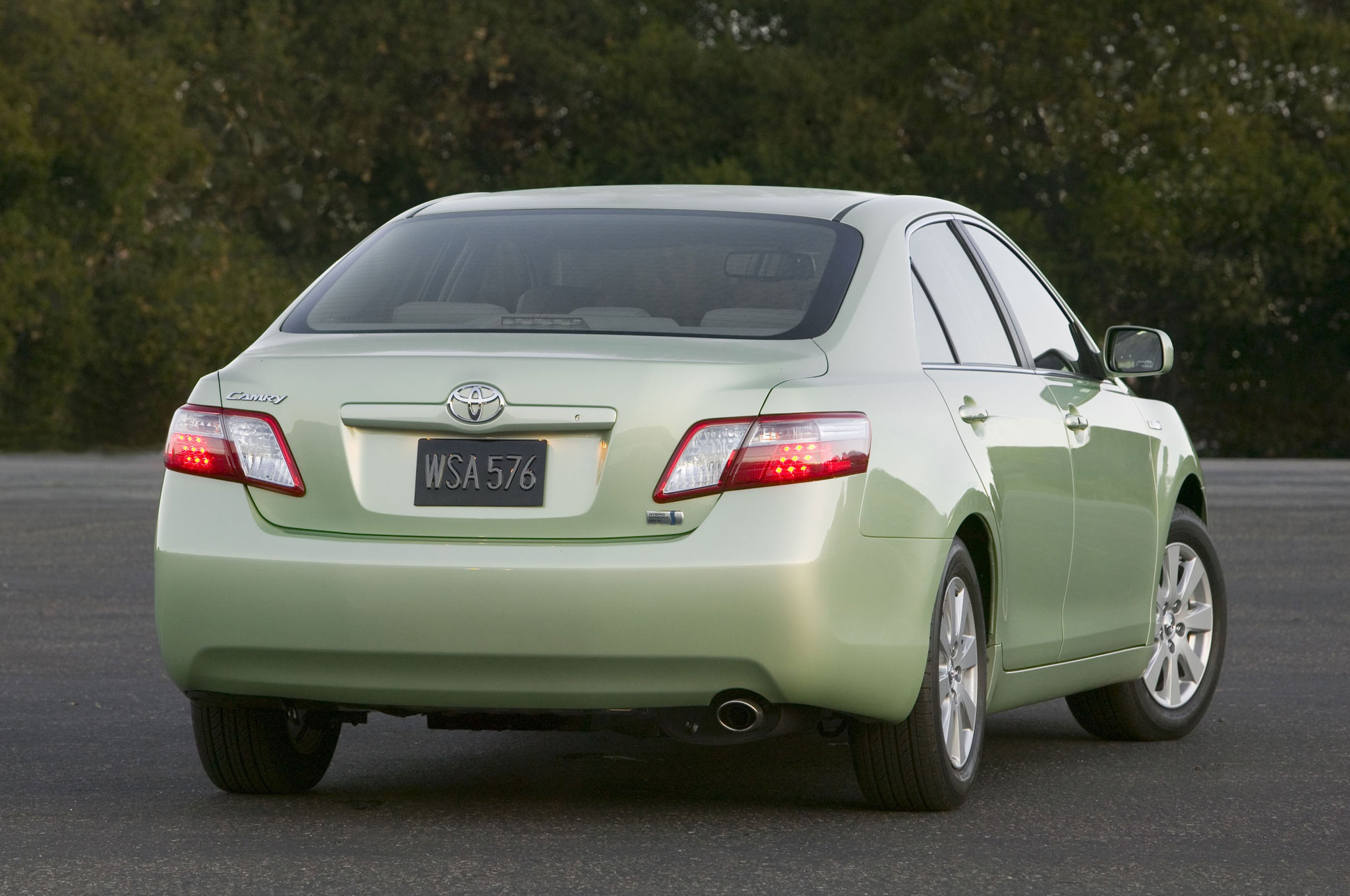 Toyota Hybrid Batteries To Power Yellowstone Park Automobile