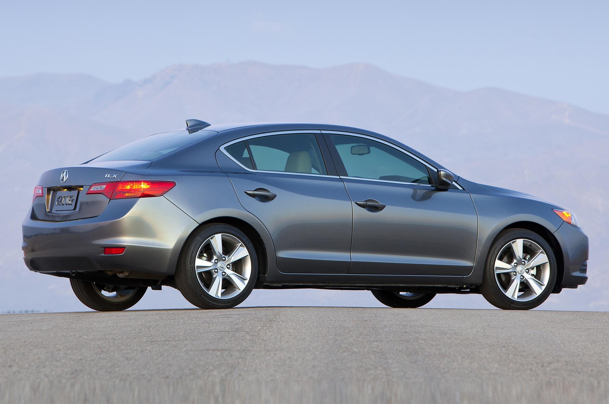 Acura ILX Hybrid Discontinued for 2015 - Automobile Magazine