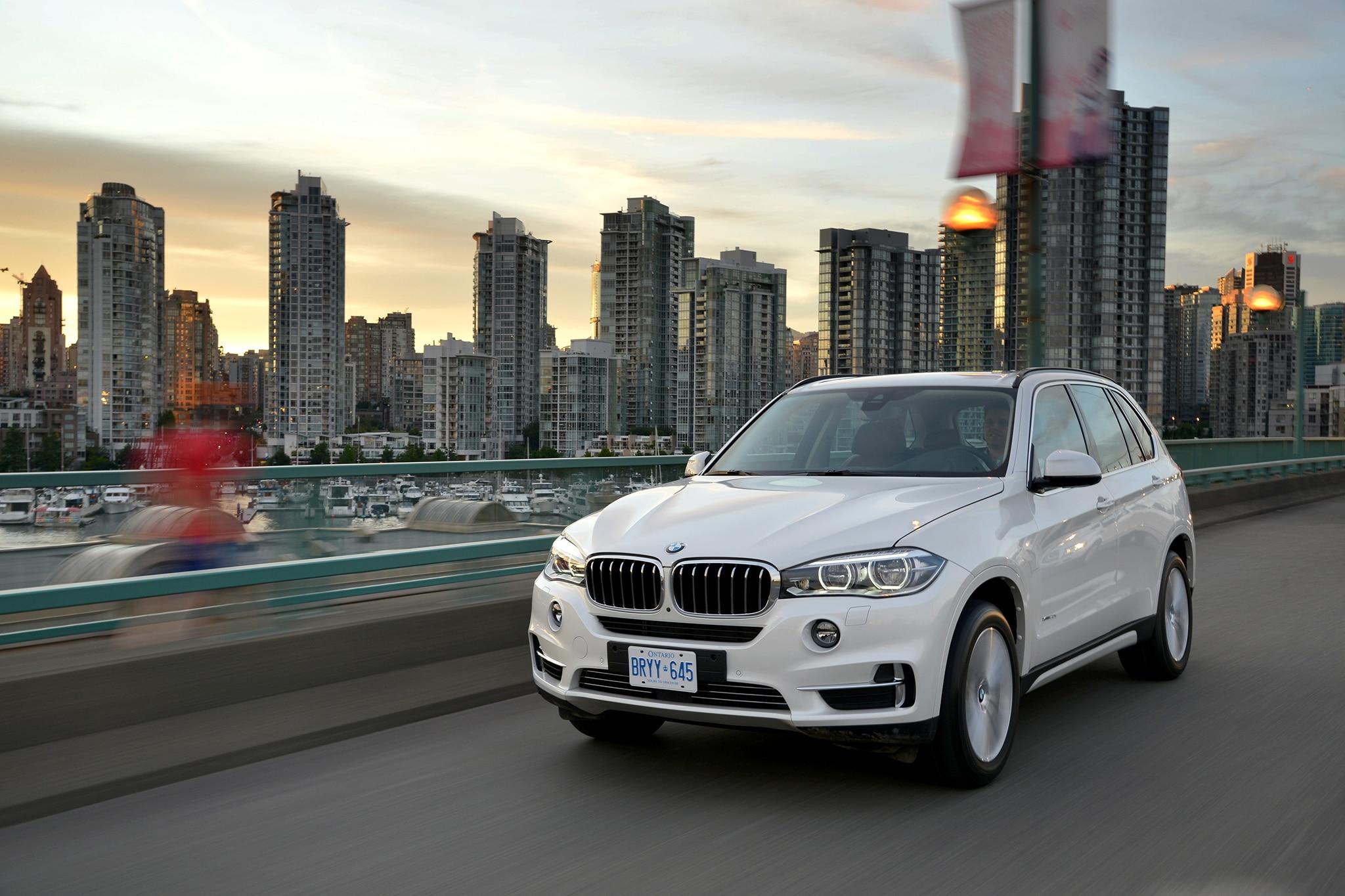 2015 Bmw Lineup Receives Minor Updates Automobile Magazine