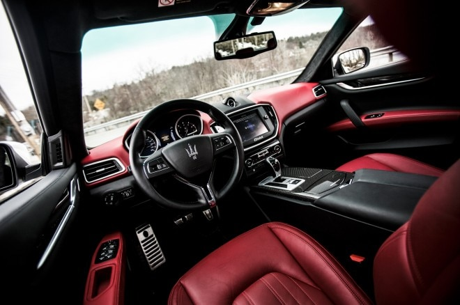 Maserati Has An Unintended Acceleration Recall On Its