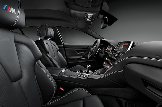 2015 BMW 6 Series Bang Olufsen Individual Edition Interior From Passenger Side1