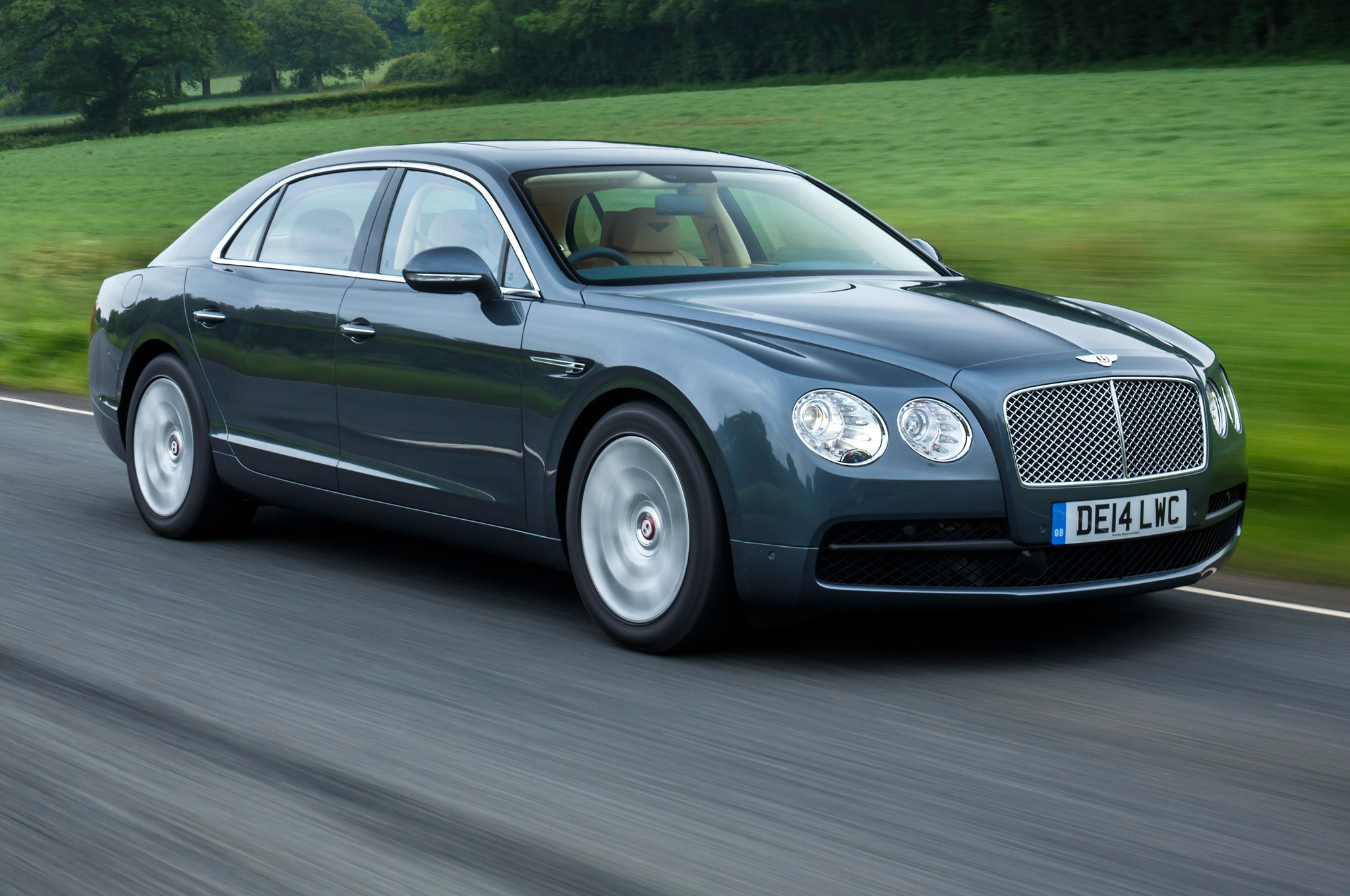 2015 Bentley Flying Spur V-8 Review - Automobile Magazine