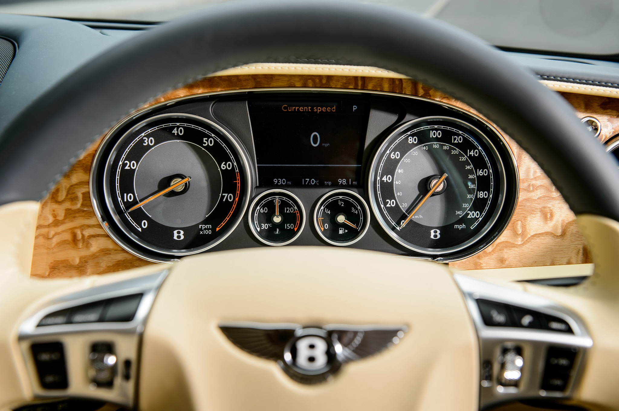 2015 Bentley Flying Spur V 8 Review Automobile Magazine