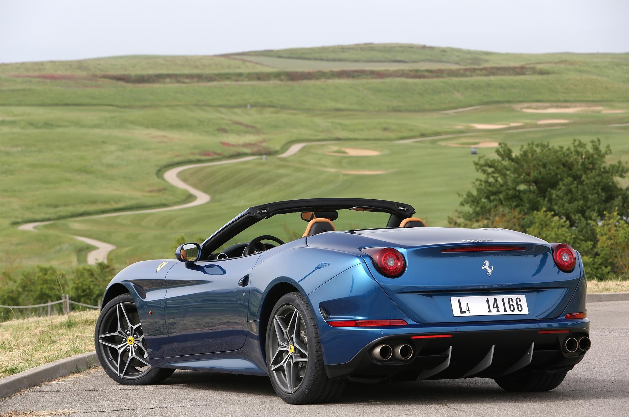 2015 Ferrari California T Review Automobile Magazine