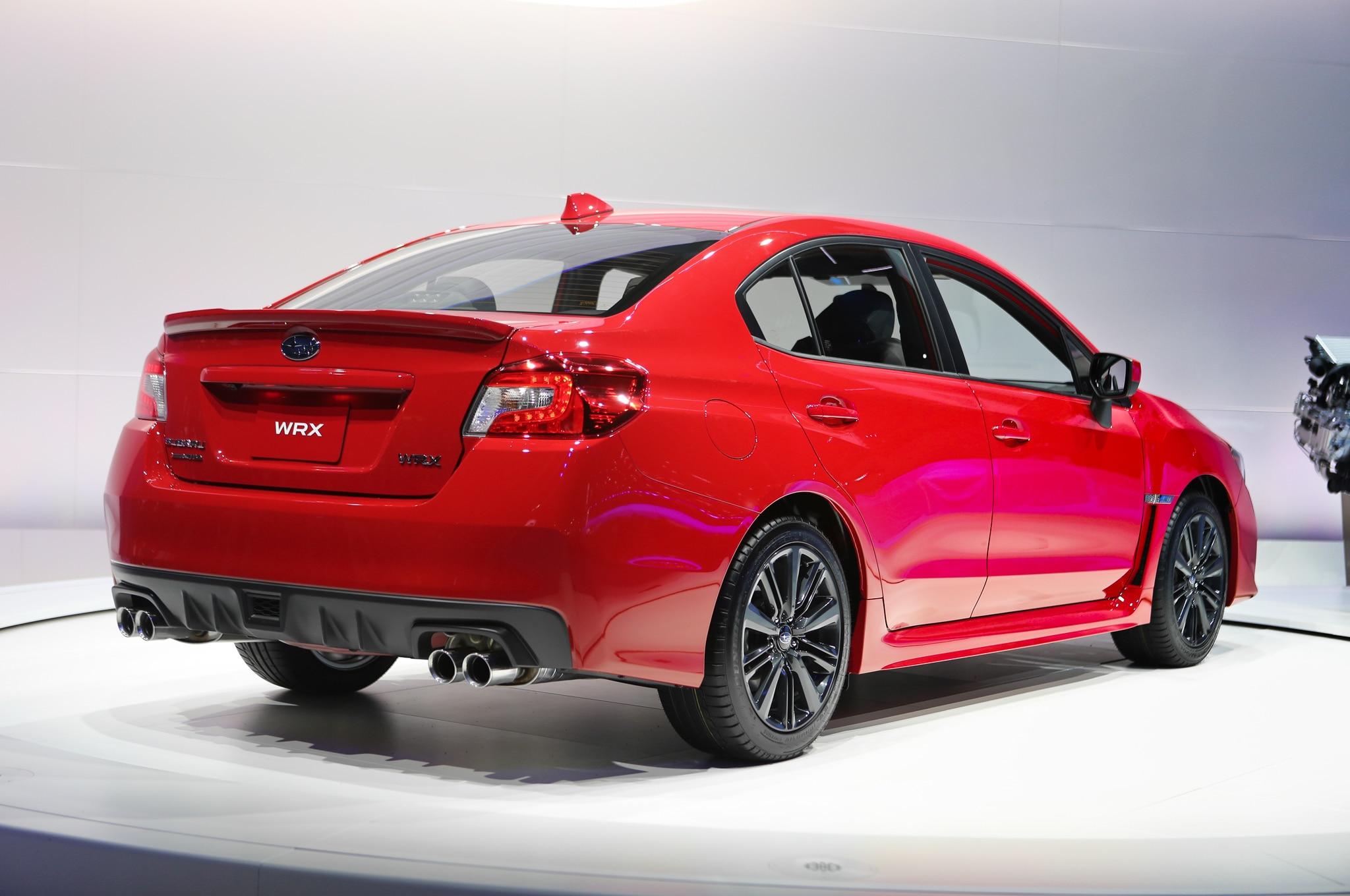 2017 Subaru WRX, WRX STI, 2016 Subaru Crosstrek SE Priced ...