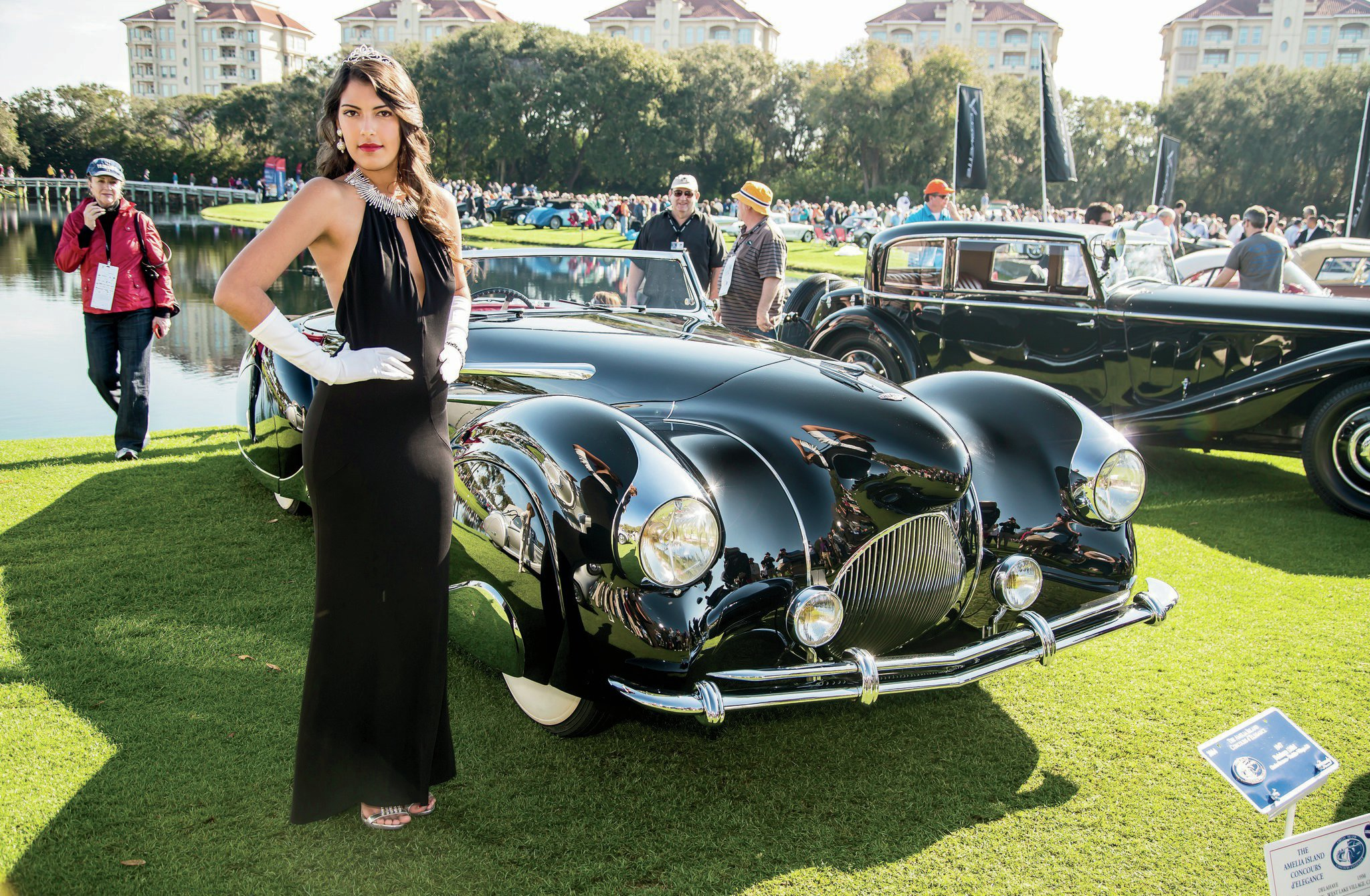 Batmobiles BMWs Ultimate Racing Machines - Amelia island car show