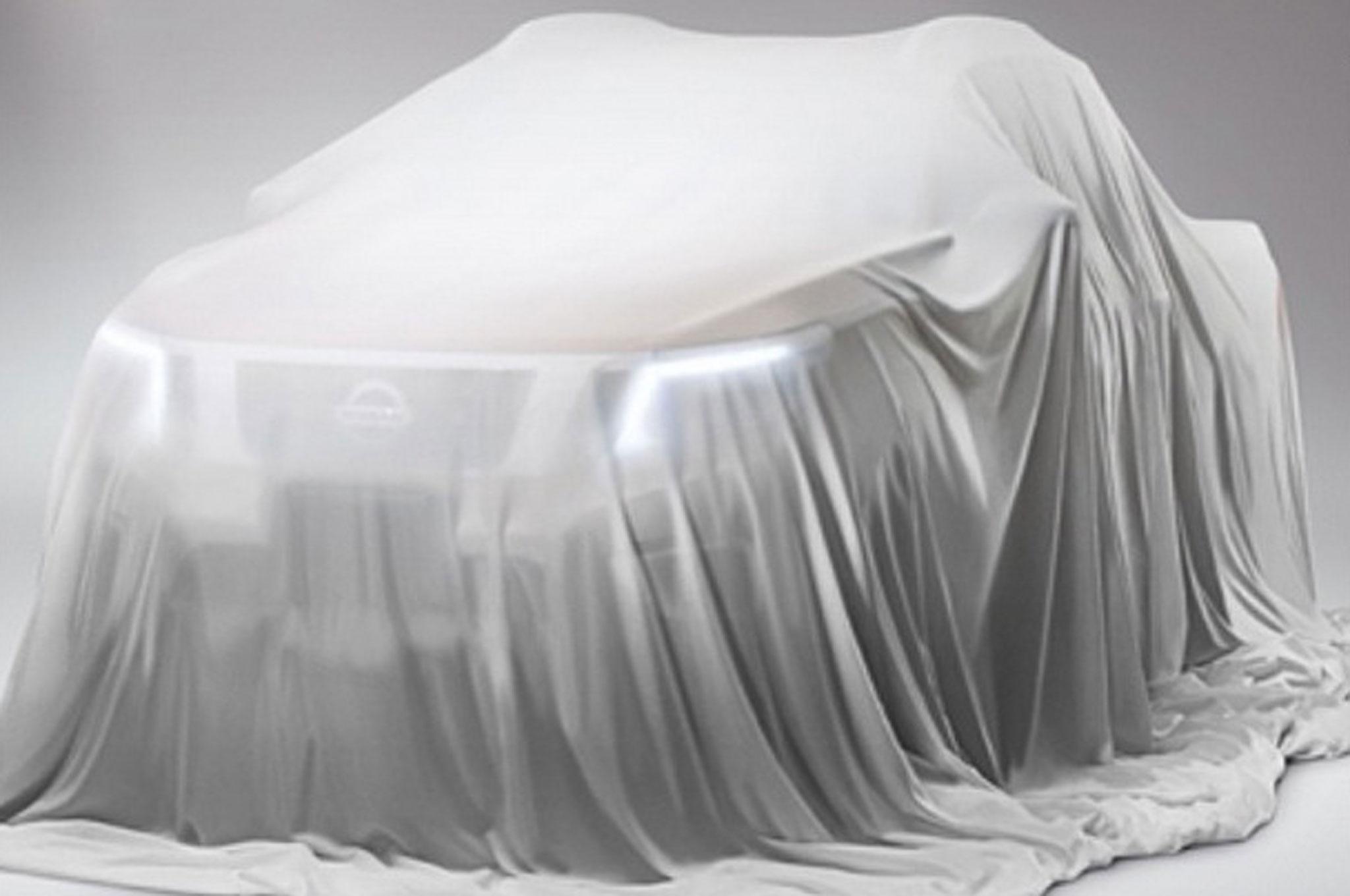 Nissan Truck Teaser Photo 1