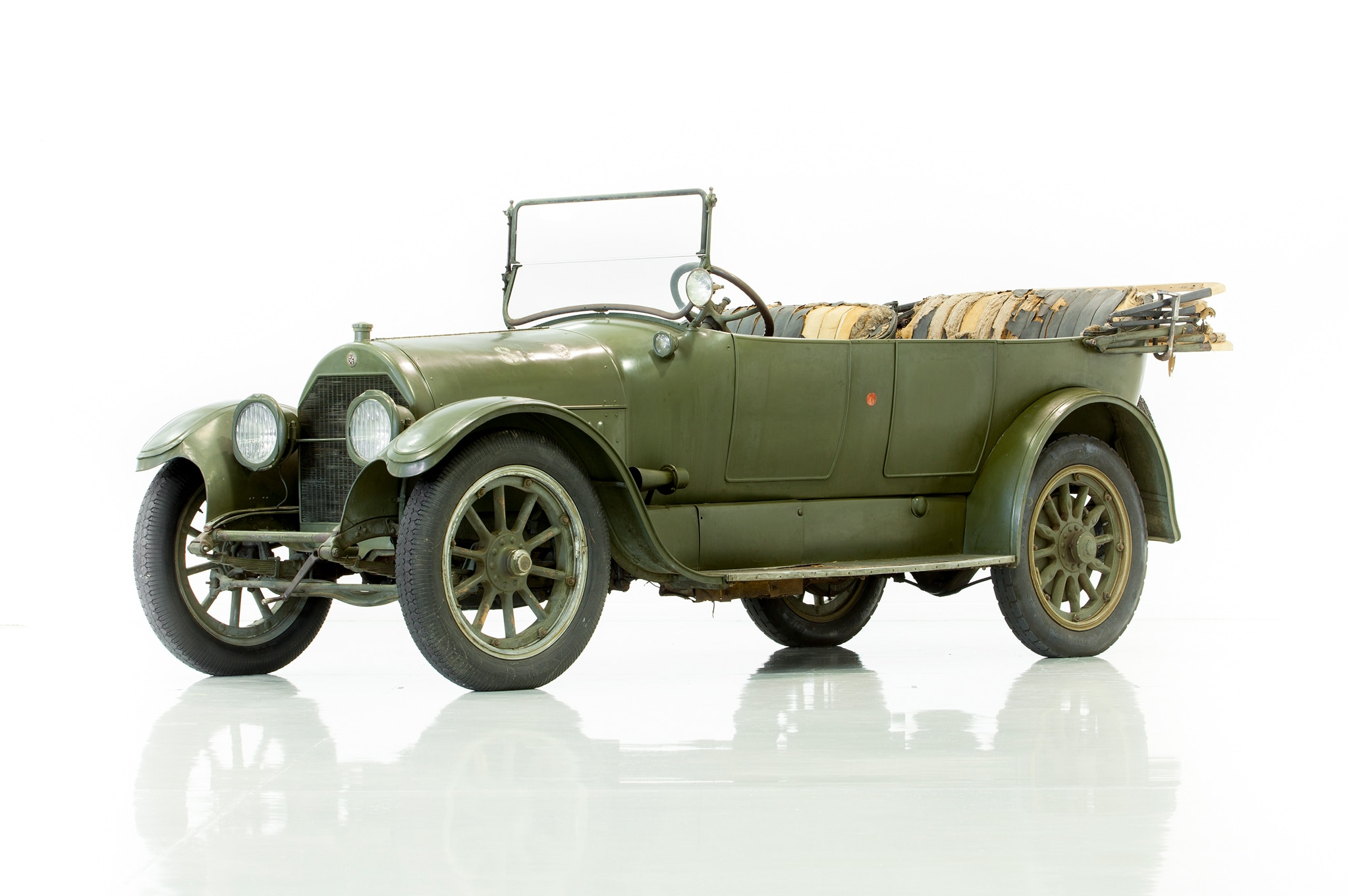1918 Cadillac Type 57 Front Three Quarters1