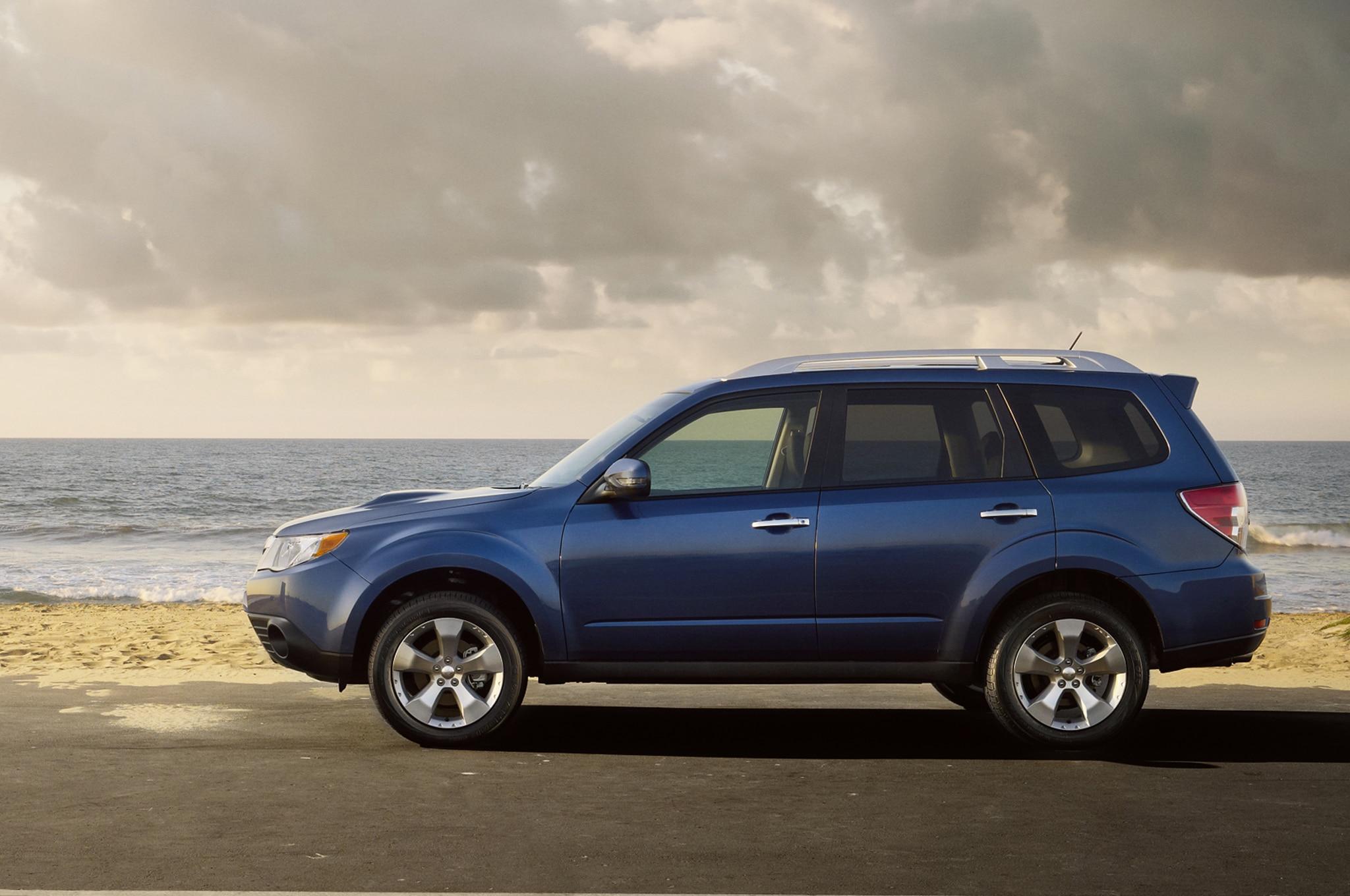 Subaru Recalls 660 000 Cars For Rusting Brake Lines