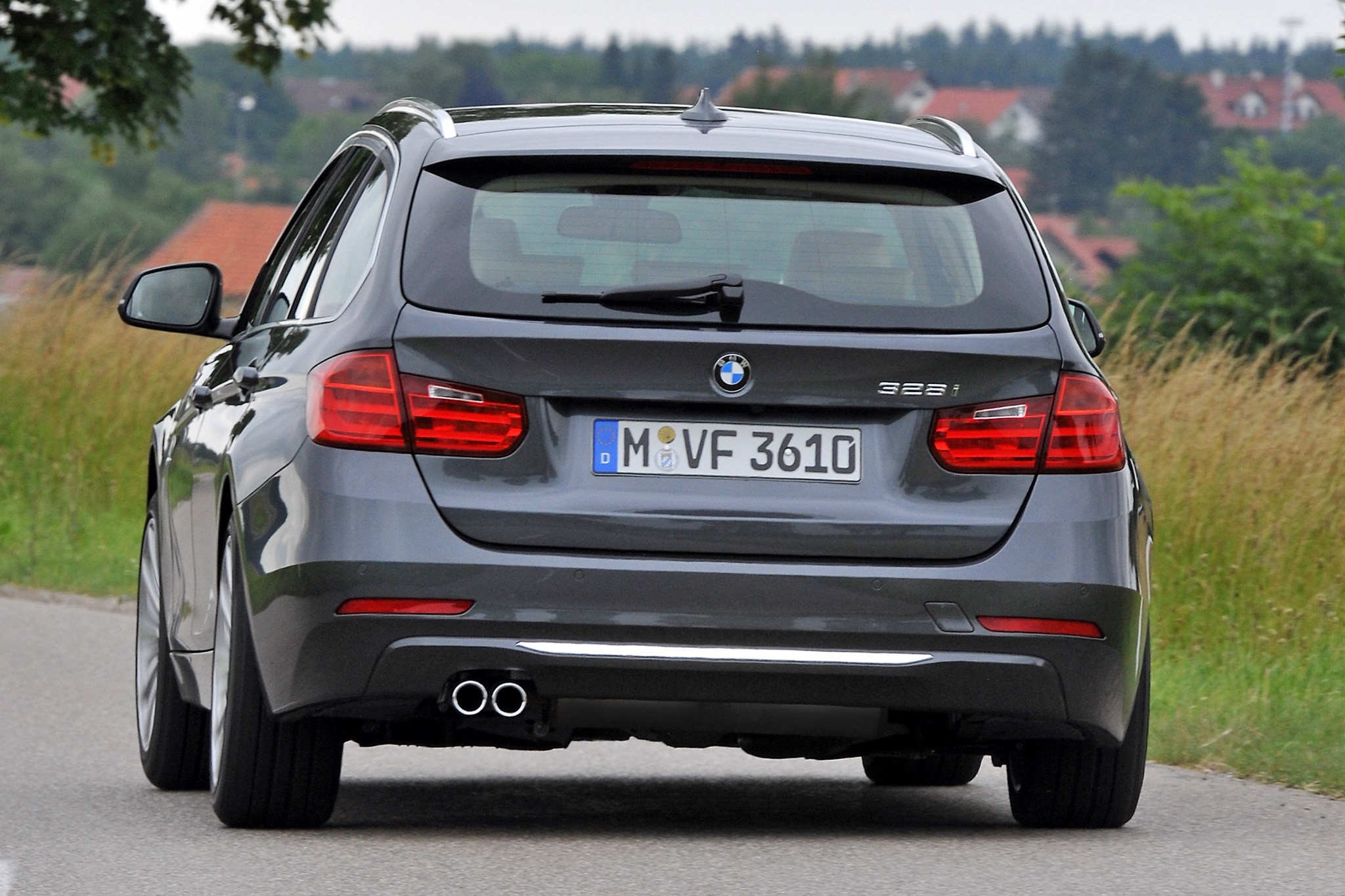 The Quest for the Perfect Pre-Owned BMW 3 Series Wagon | Automobile