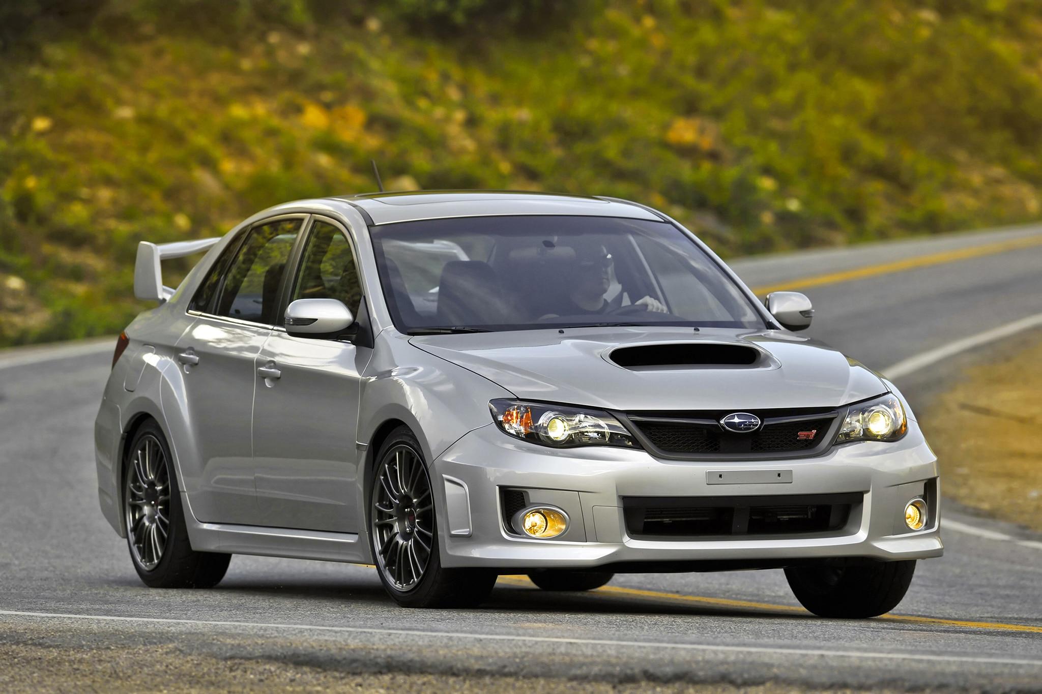 Subaru Recalls 660,000 Cars For Rusting Brake Lines