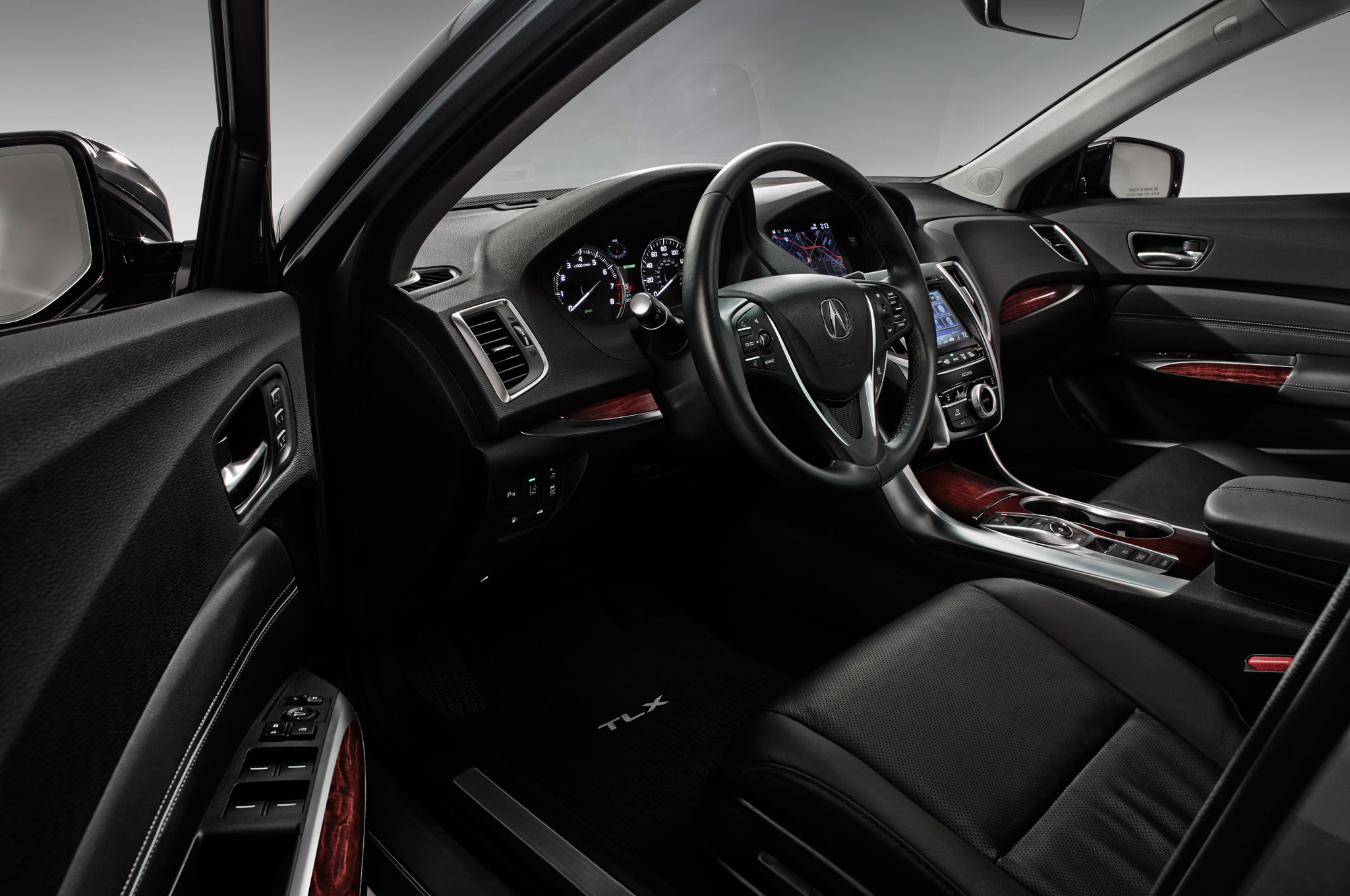 The 2015 Acura TLX ...