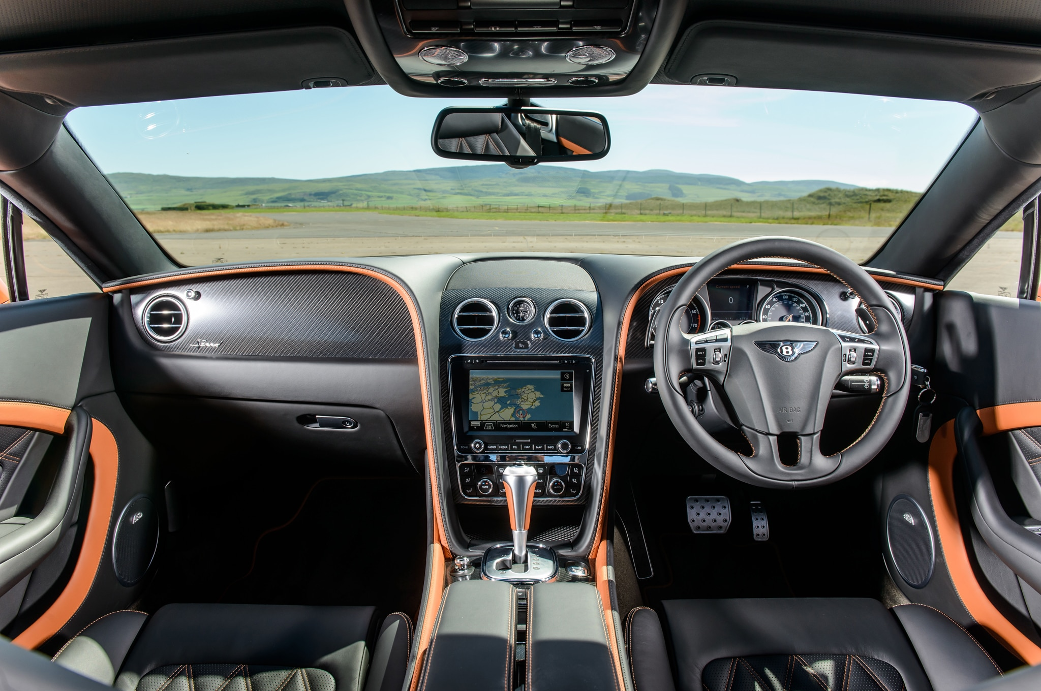 2015 Bentley Continental GT Speed Review