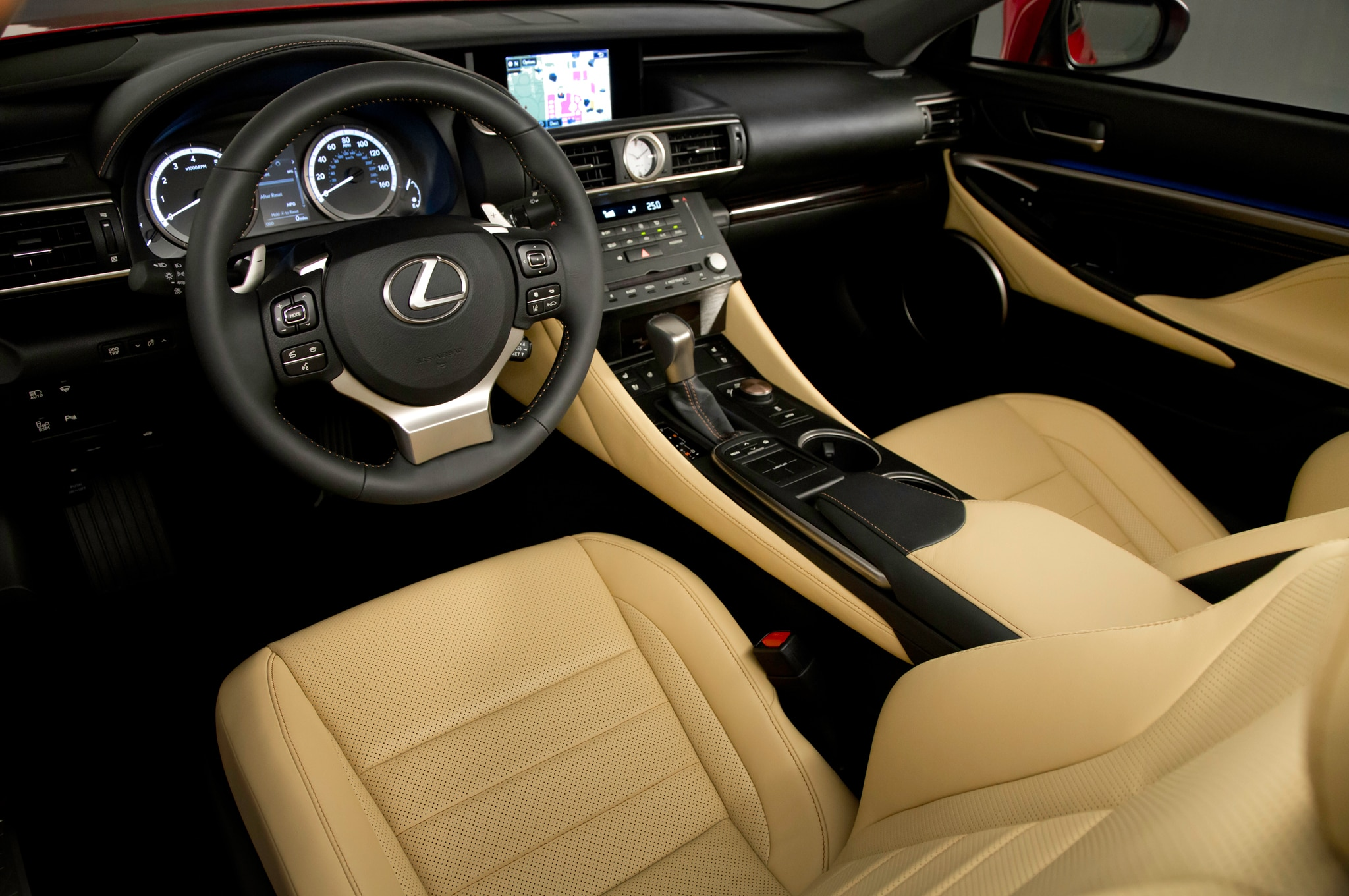 2015 Lexus ES, GS, LS, CT, GX, LX Updated For New Model Year
