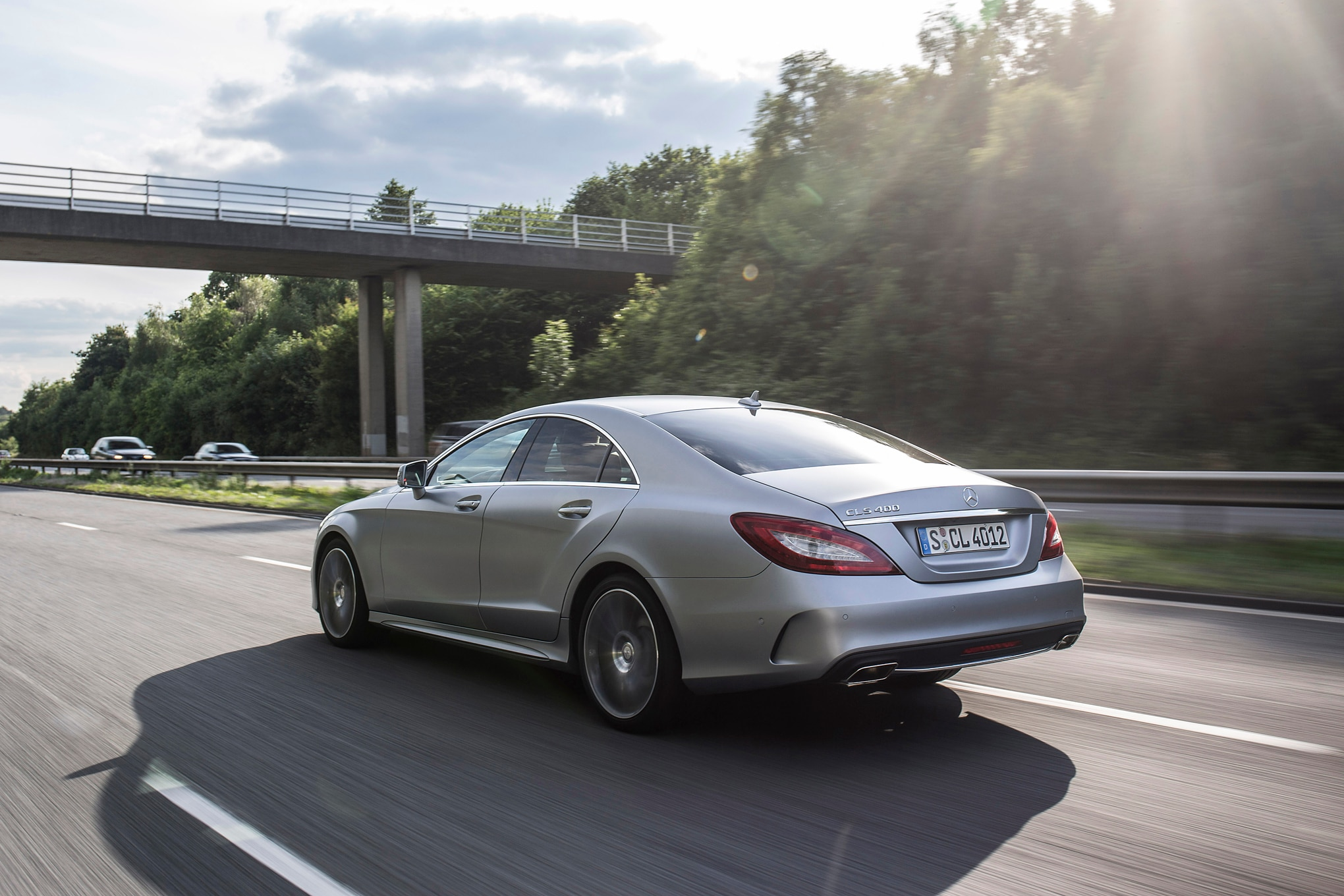 2015 Mercedes Benz CLS Class Review