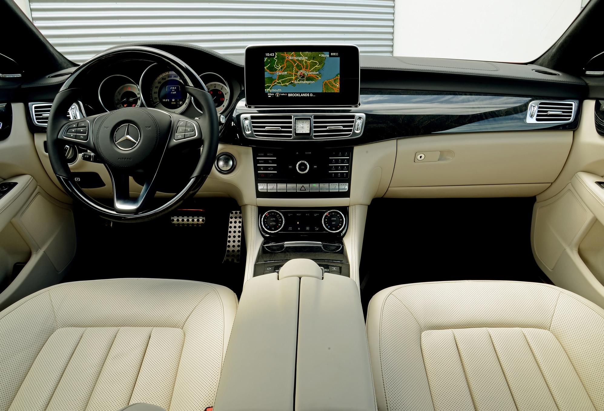 2015 Mercedes Benz CLS Class Review