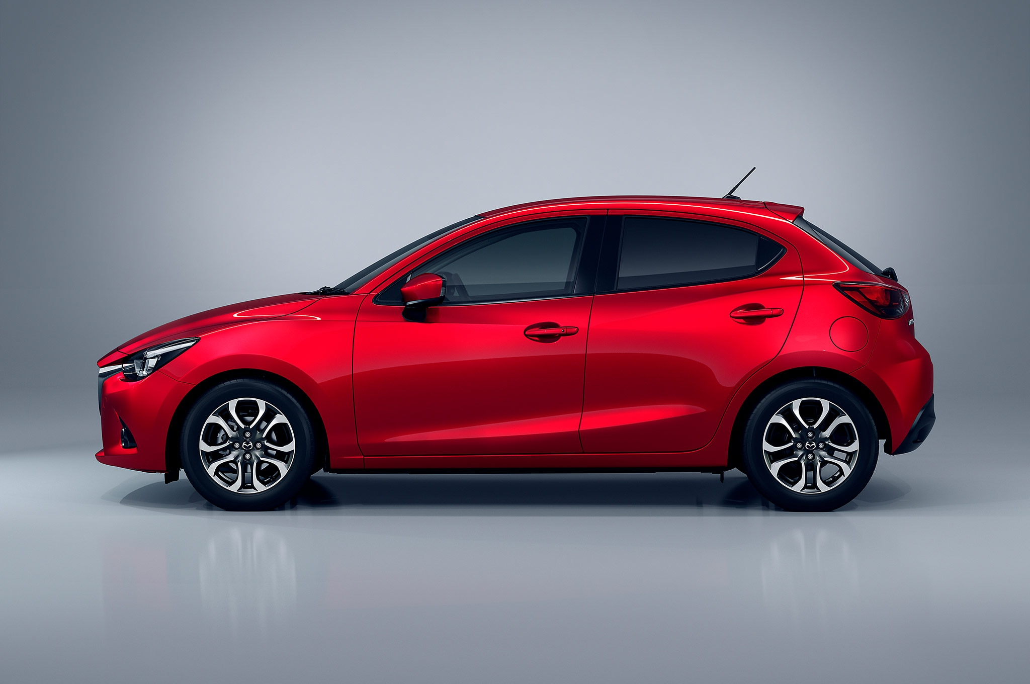 2016 Mazda 2 Revealed As Production Starts In Japan