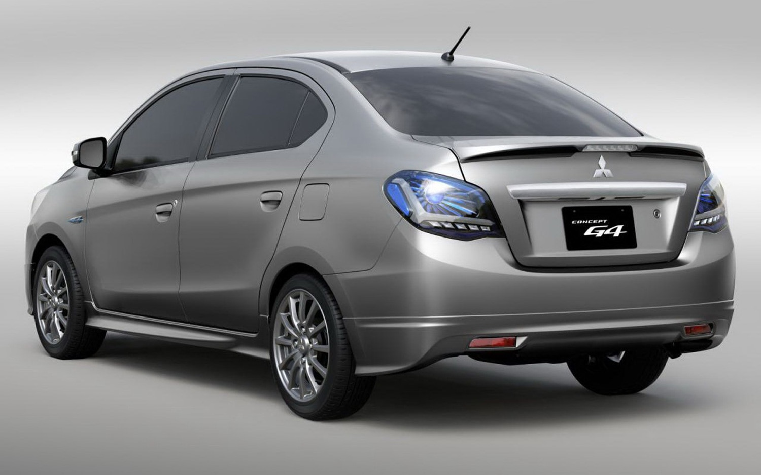Mitsubishi Mirage G4 Sedan Likely Coming To U.S. Market