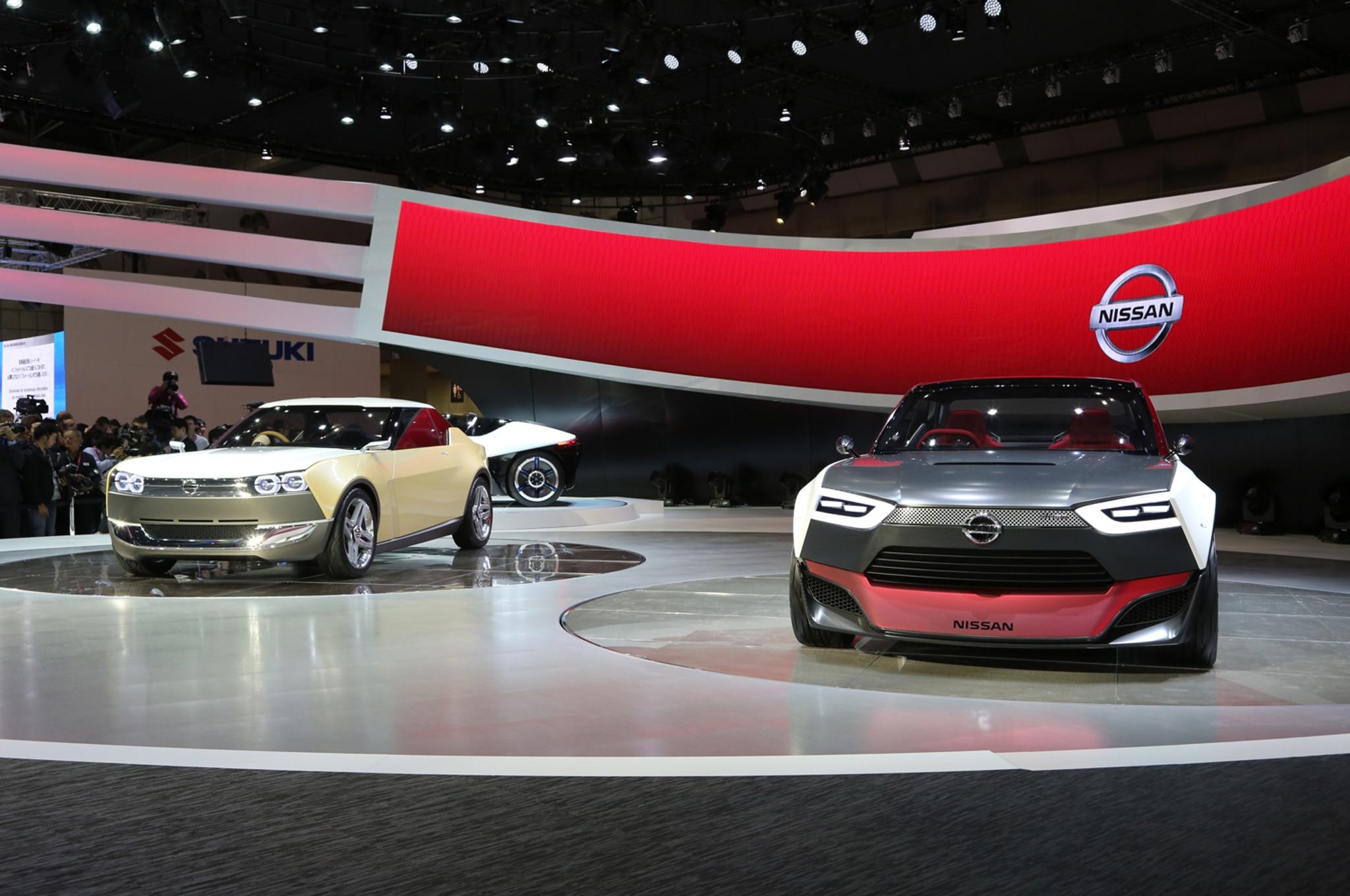 Nissan IDx Nismo Freeflow Concept Front End1