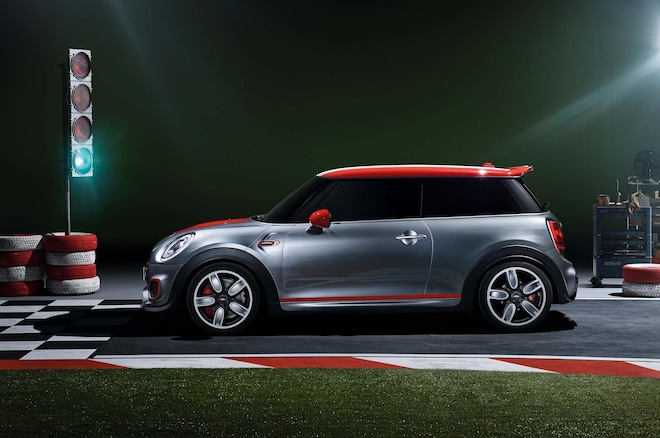 Report 2015 Mini Cooper Jcw To Get 231 Hp From New Engine