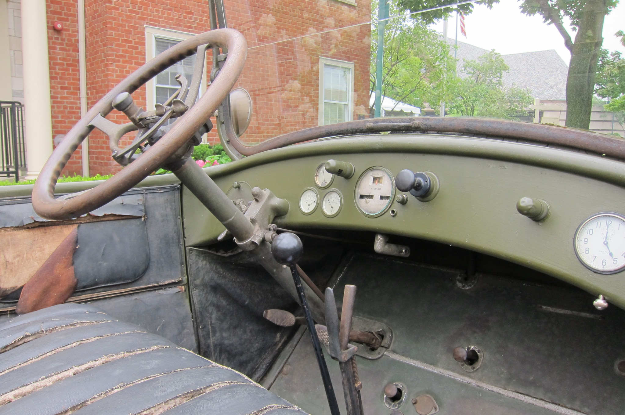 1918 Cadillac Type 57 Front Bench