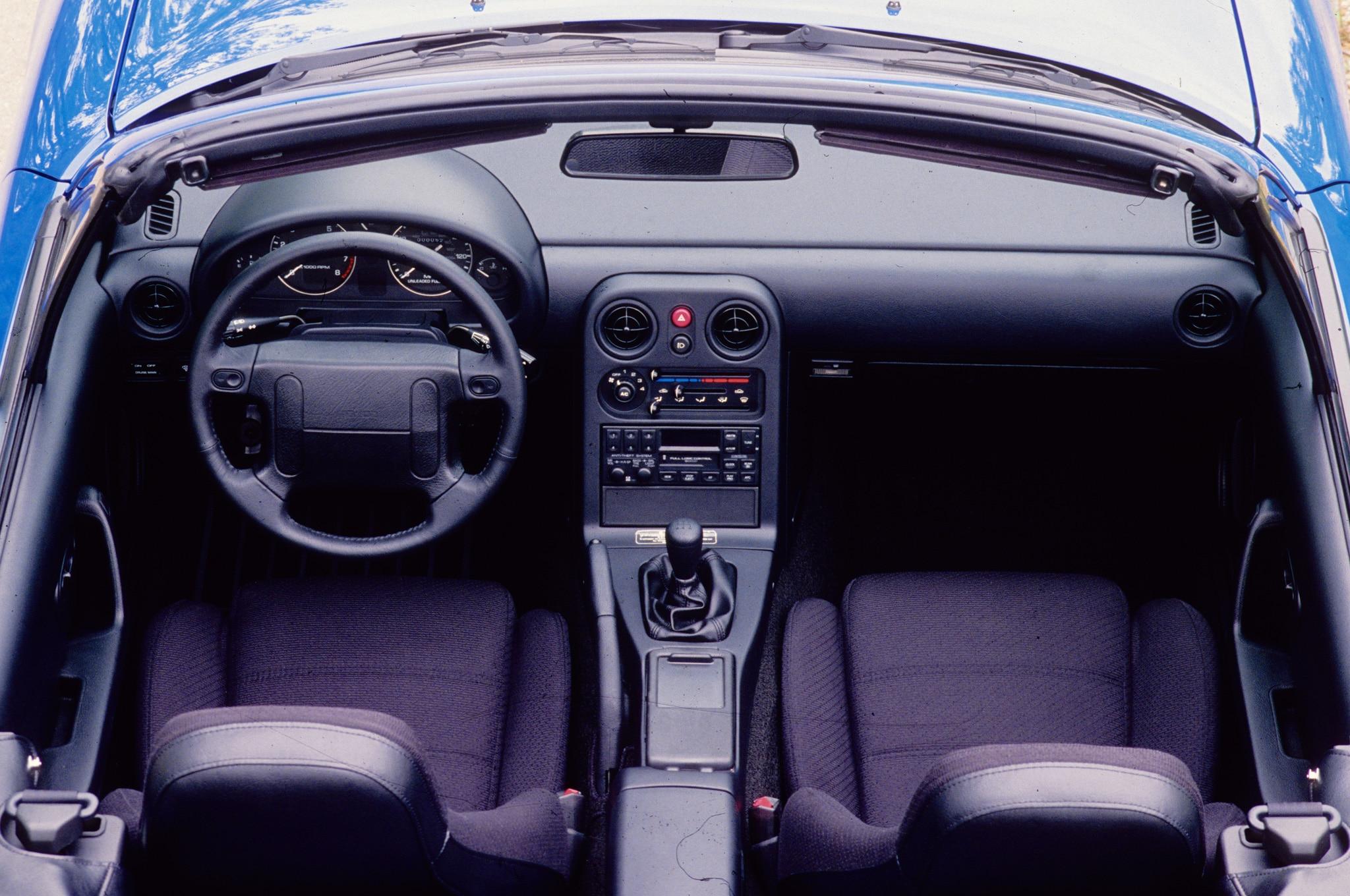 1990 Mazda Mx 5 Miata Review