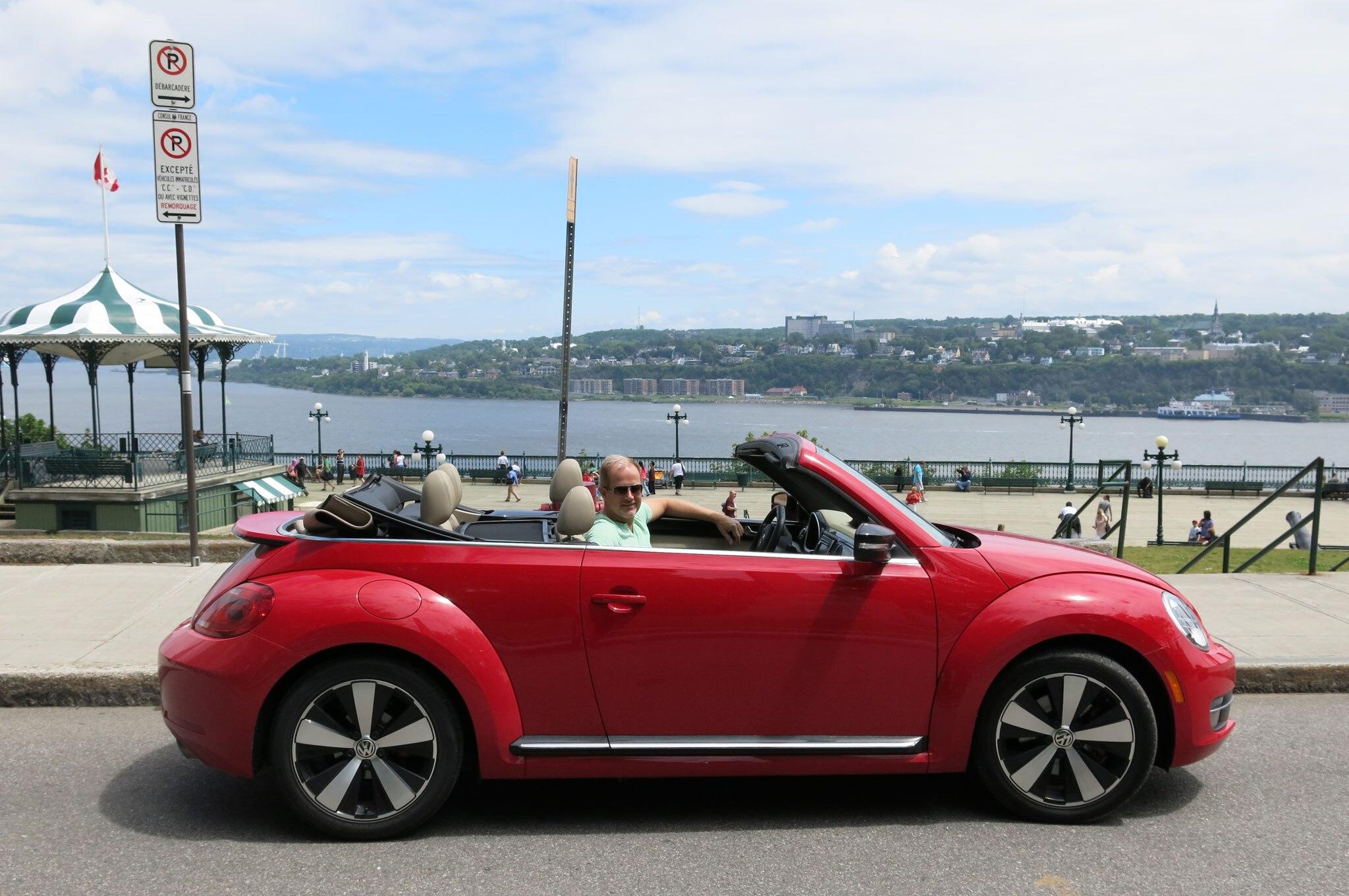 2013 Volkswagen Beetle Turbo Convertible Four Seasons