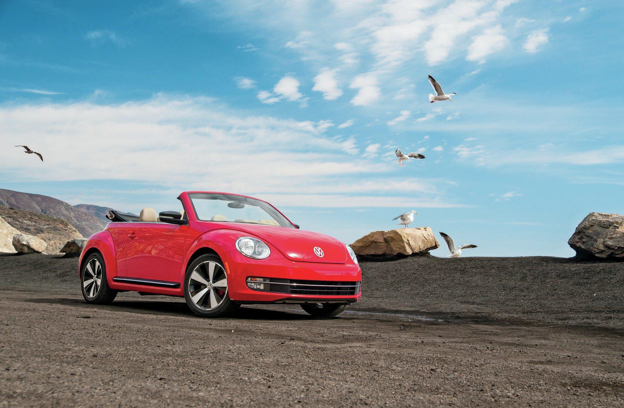 2013 Volkswagen Beetle Turbo ConvertibleAUTP 140800 BEETLE 111